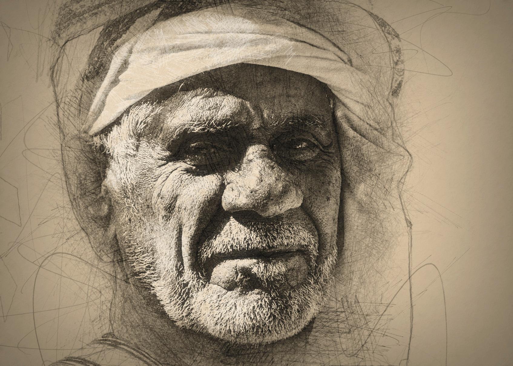 Arabs by Brigitte Werner