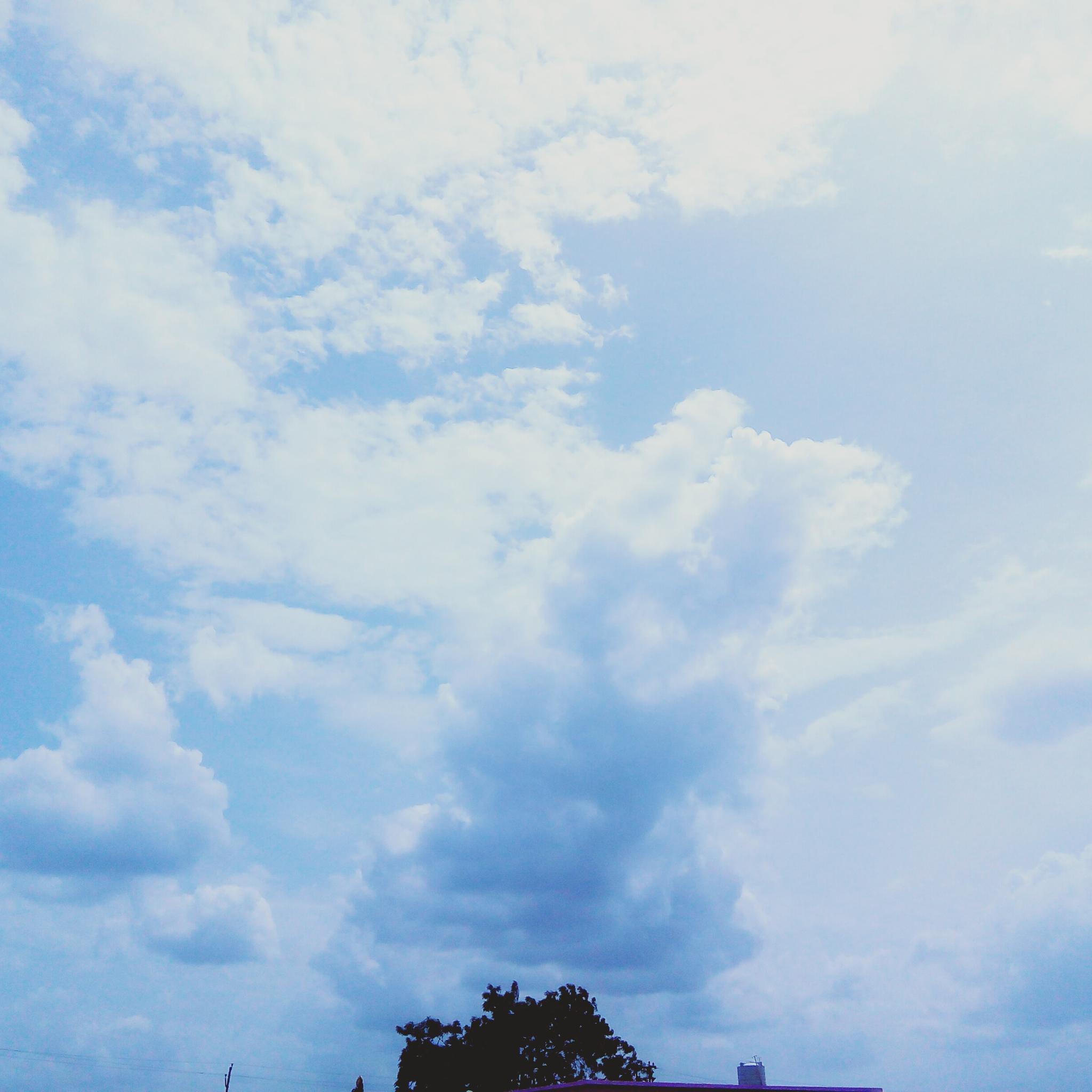 Clouds clouds clouds !! by Vidya Rada