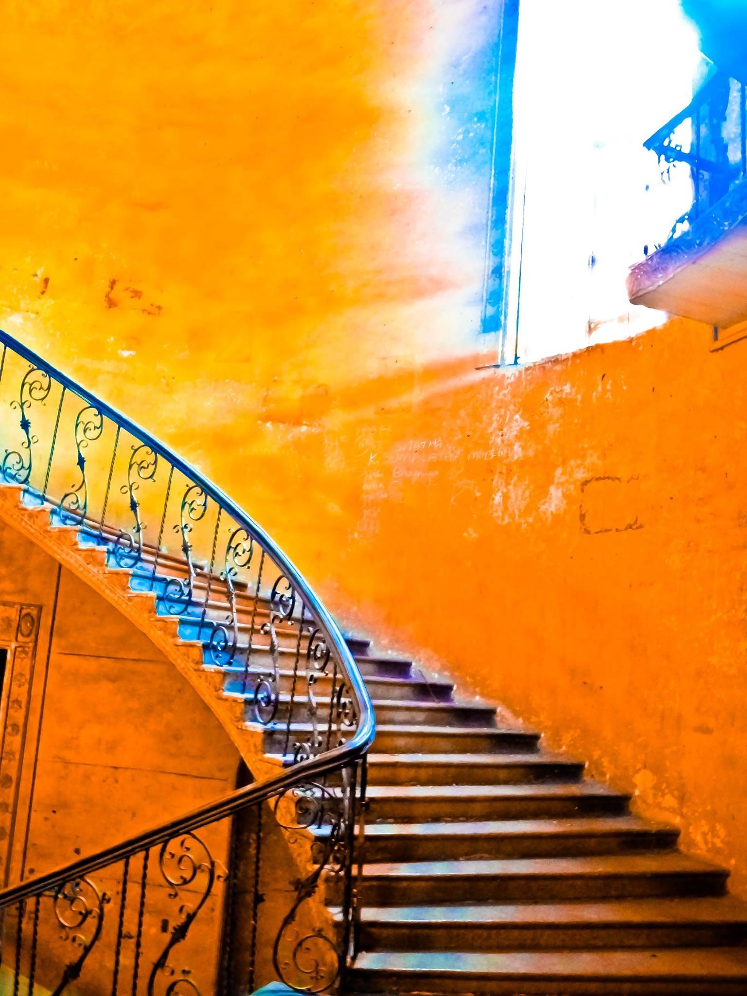 Forgotten Steps  by Vidya Rada