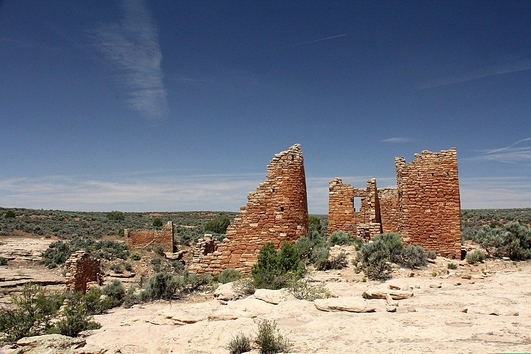Hovenweep Castle by Carl Main