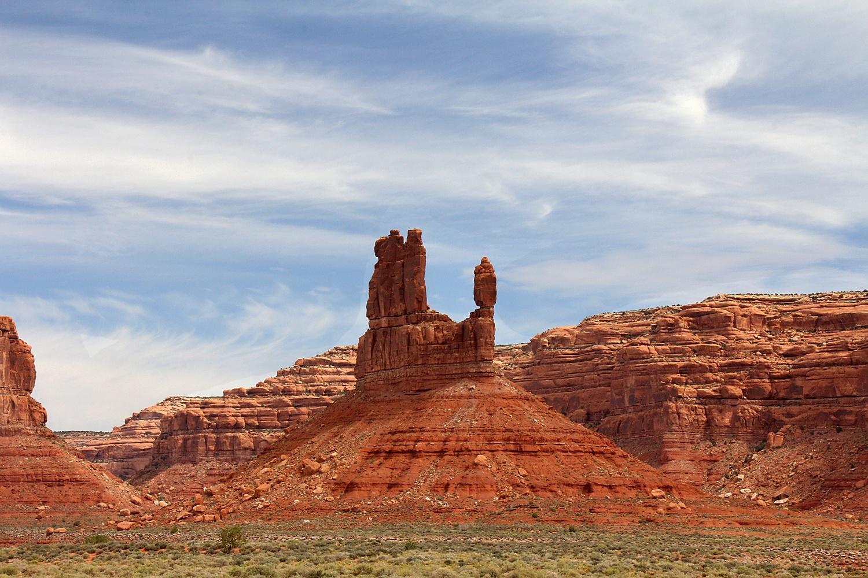 Balanced Rock by Carl Main