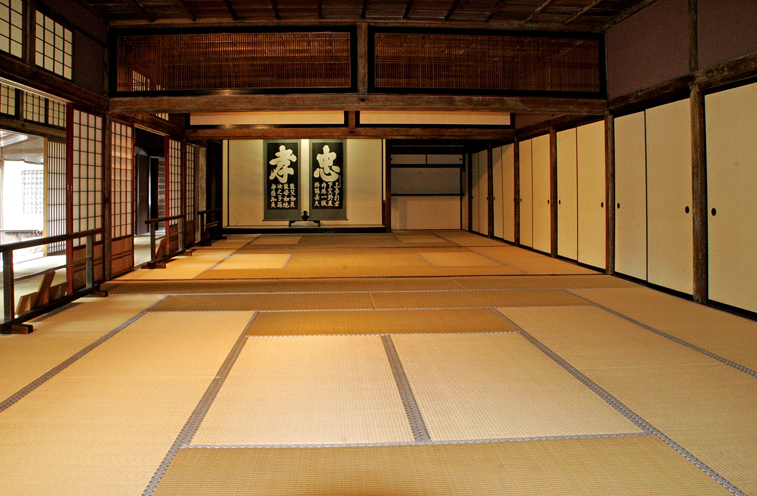 Takayama Jinya Reception Hall by Carl Main
