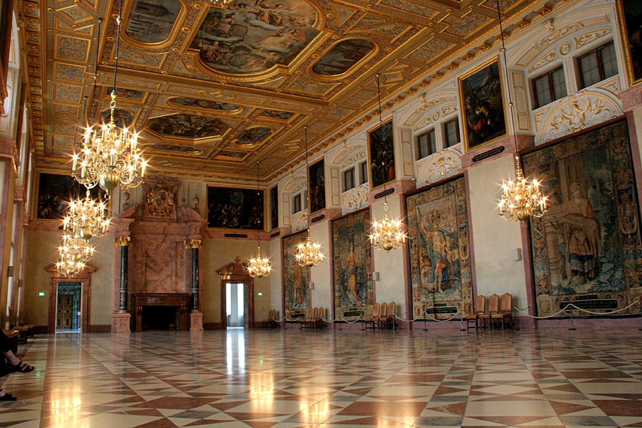 Munich - Residenz by Carl Main