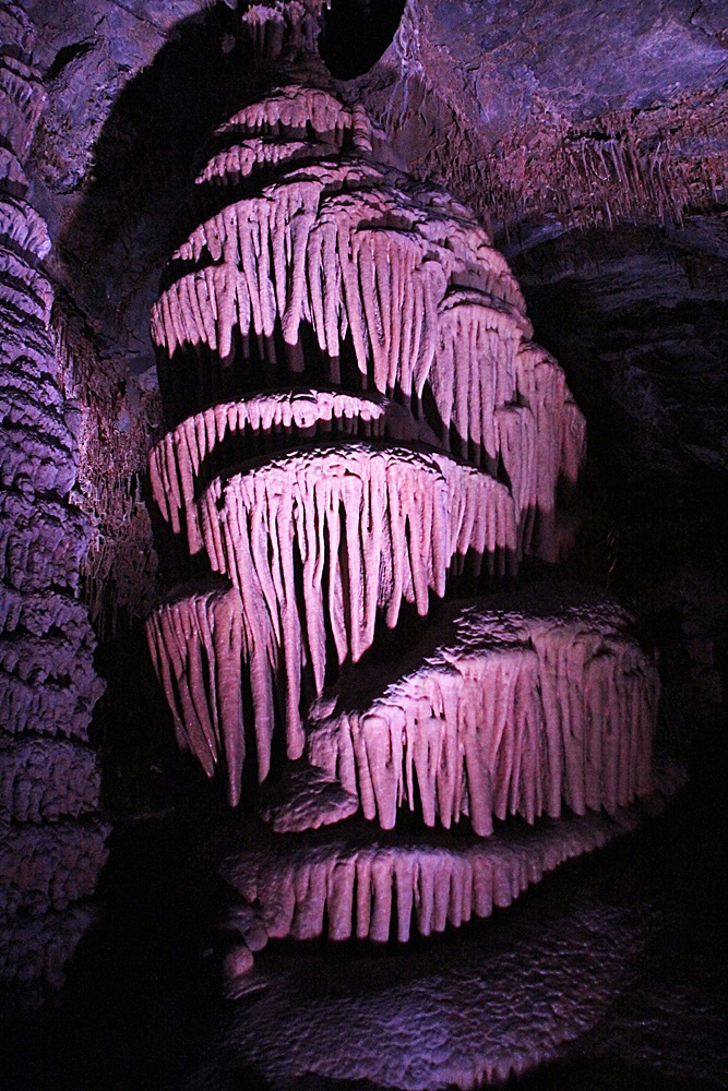 Lewis and Clark Caverns by Carl Main