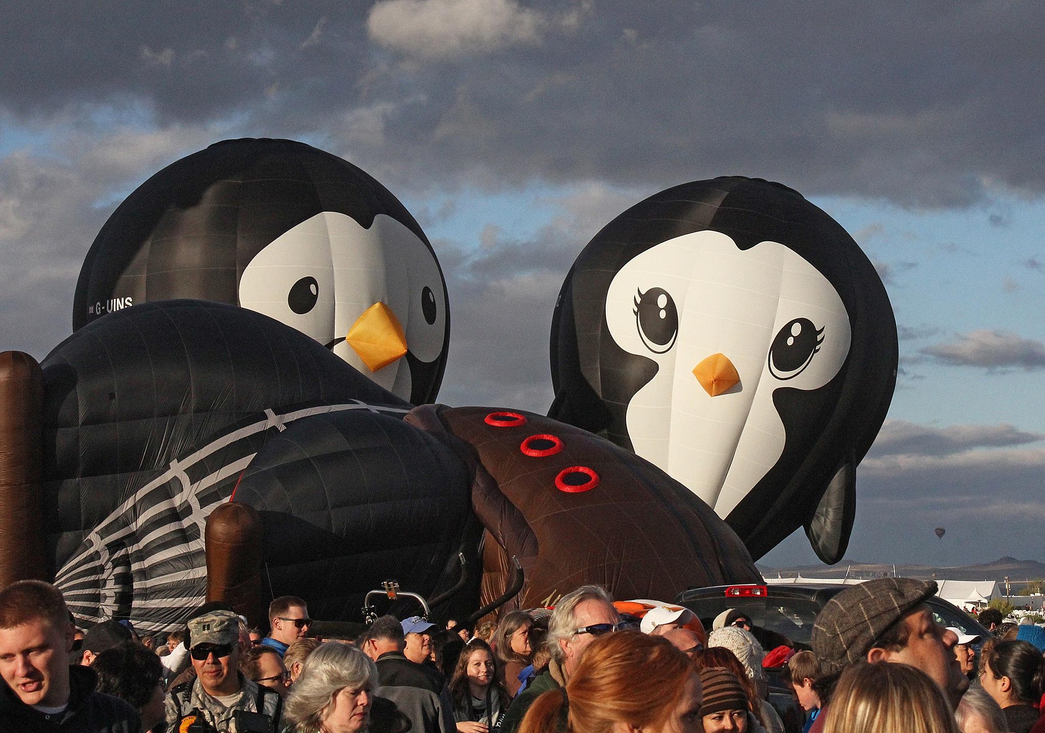 Albuquerque Balloon Fiesta - 52 by Carl Main