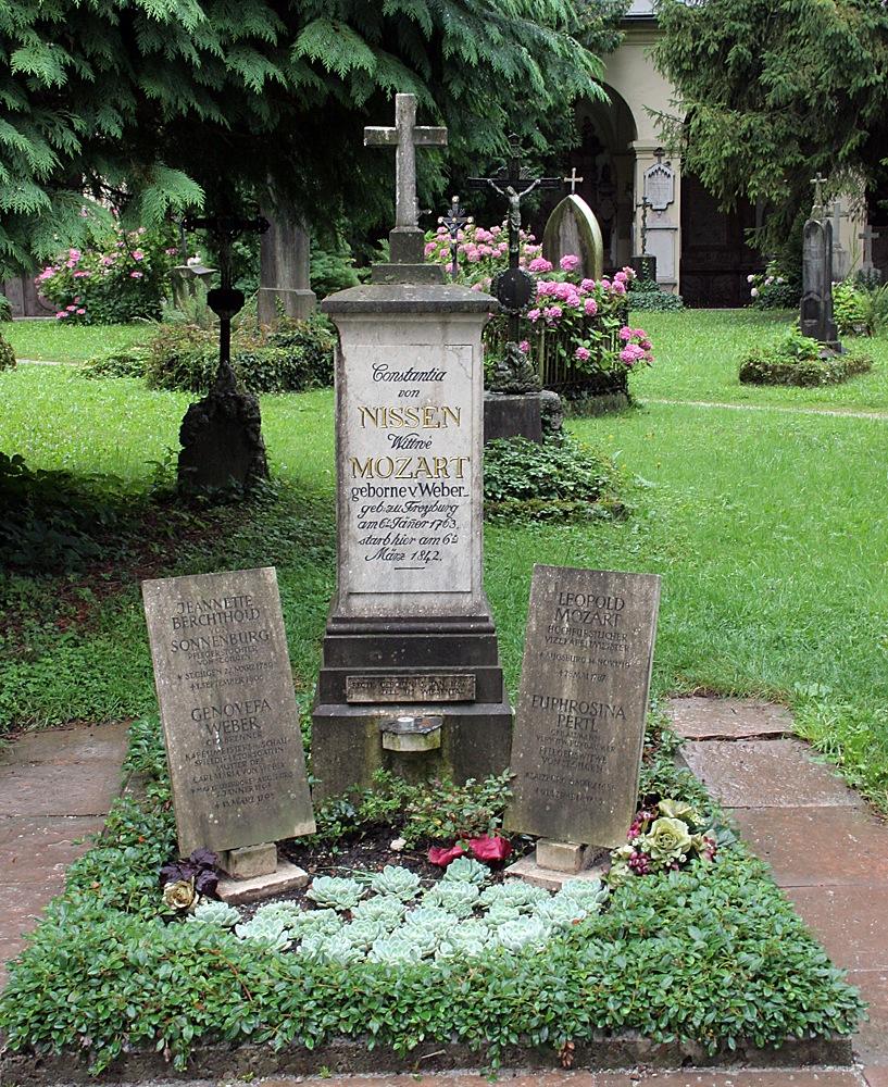 St. Sebastian's Cemetery by Carl Main