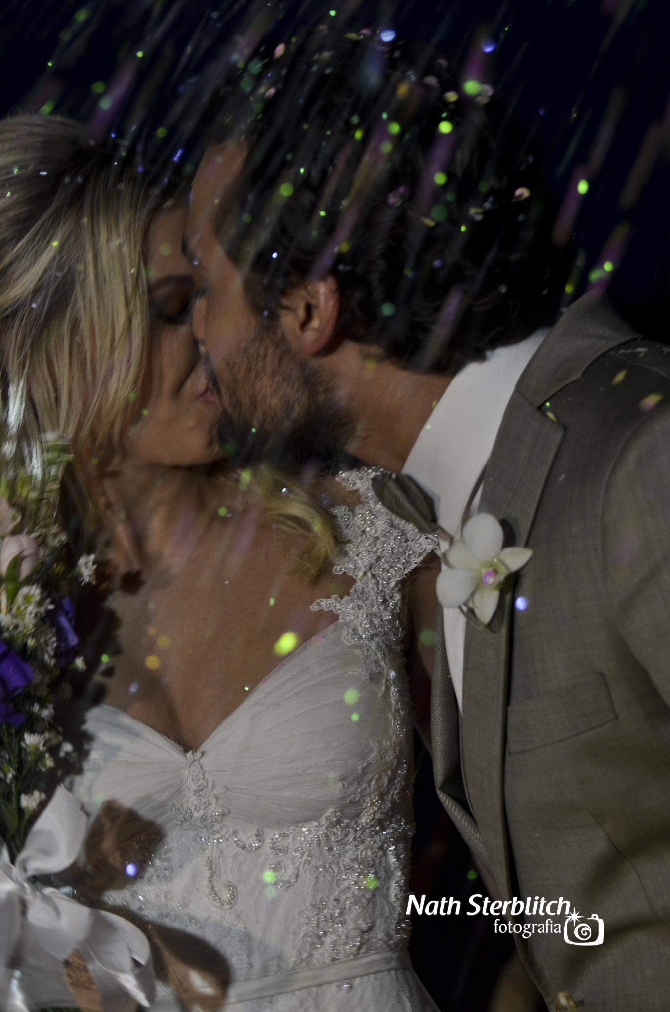 Edu Sterblitch & Louise Wedding  by nathsterblitch