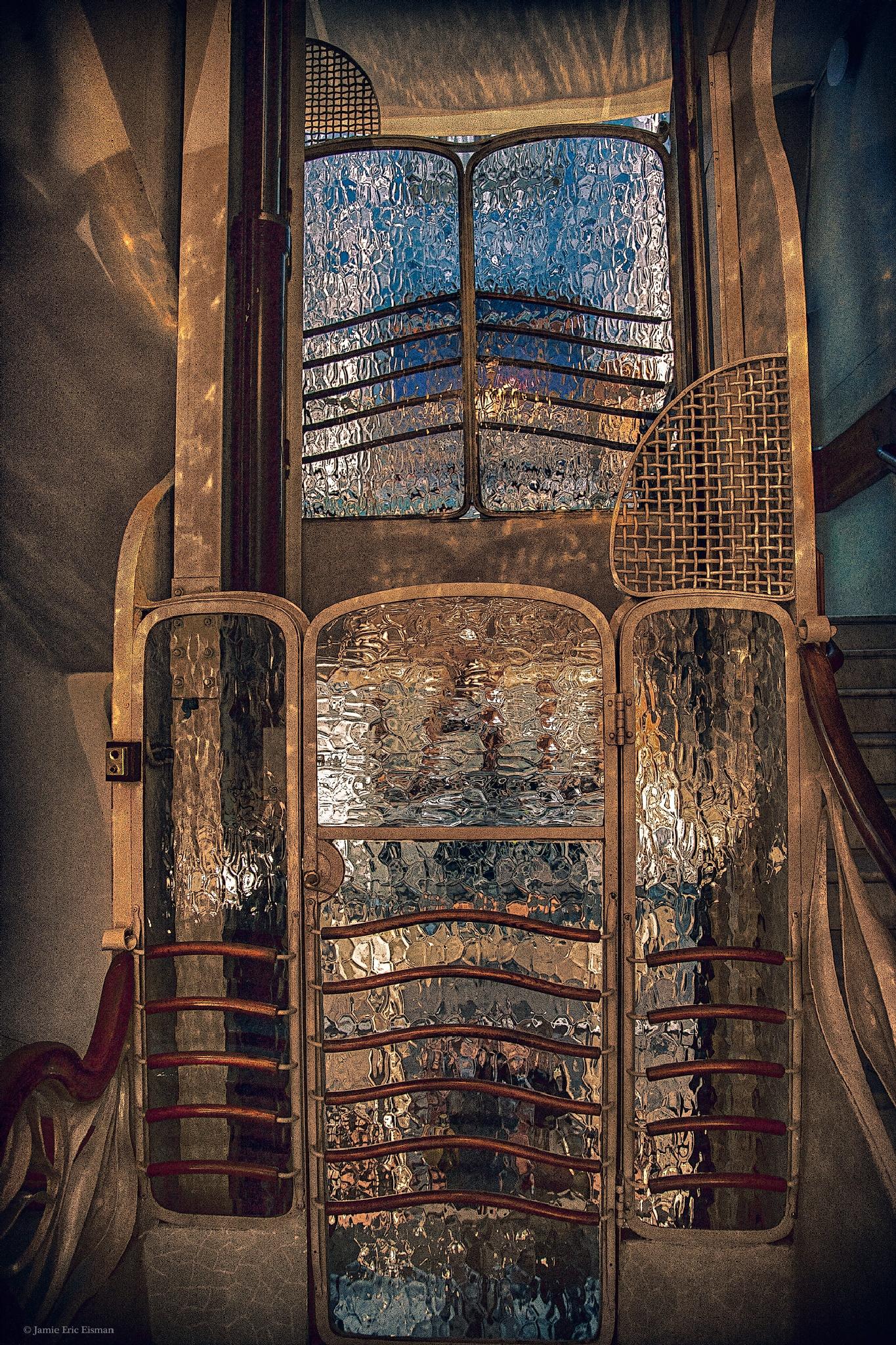 Elevator by Jamie Eric Eisman