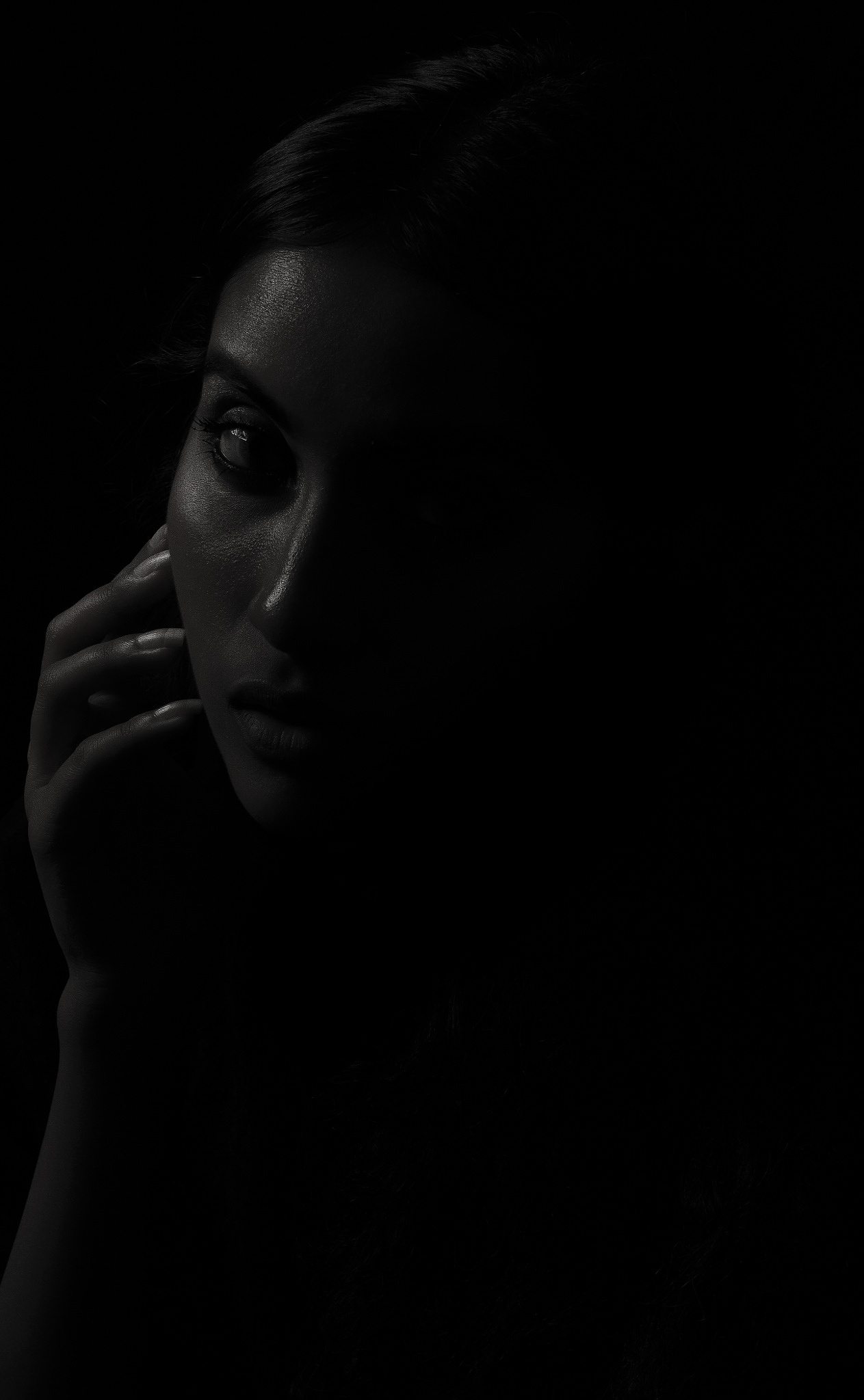 Dark beauty  by shourov hassan