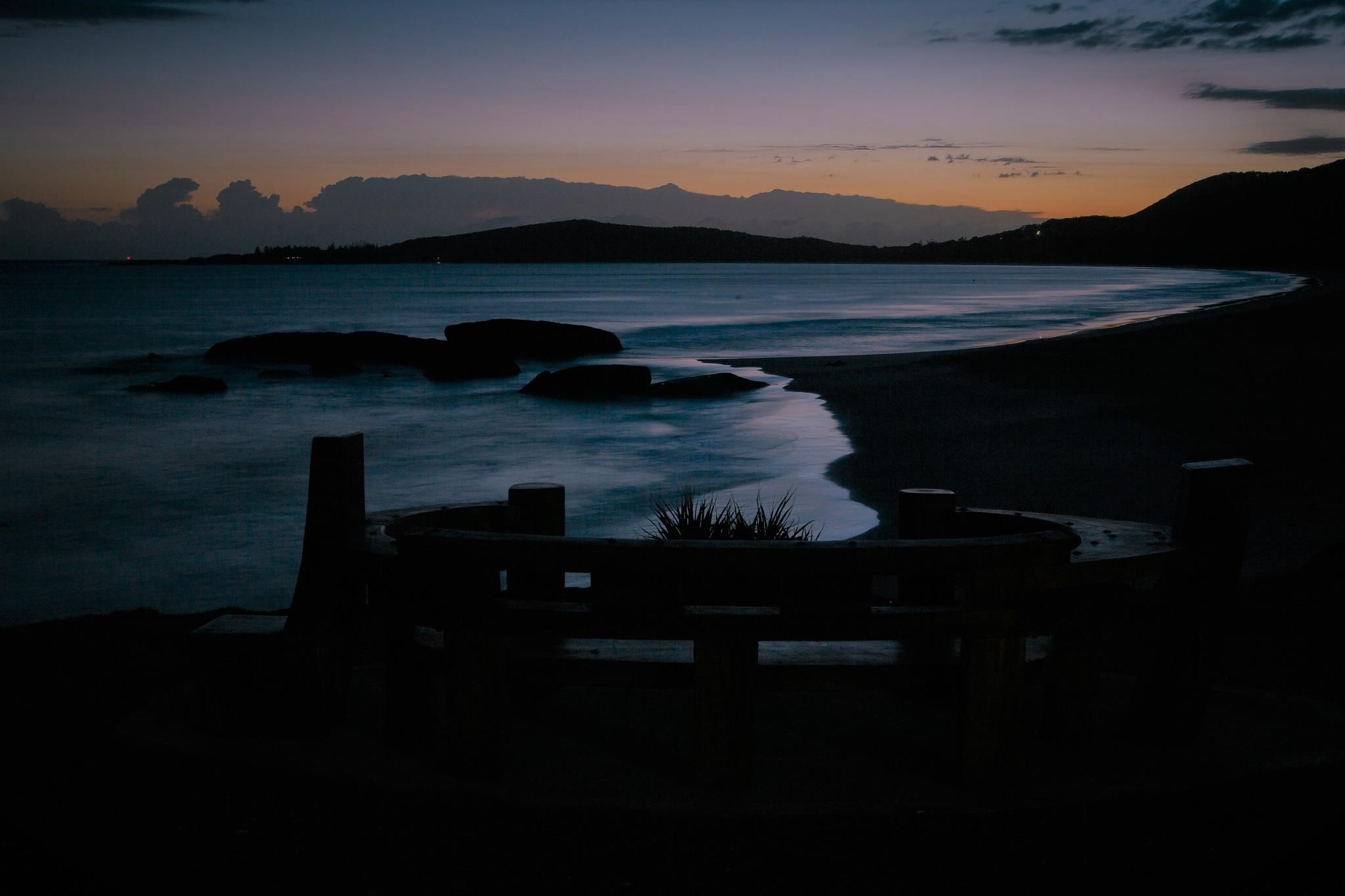 Before Dawn by Vivian Carmen