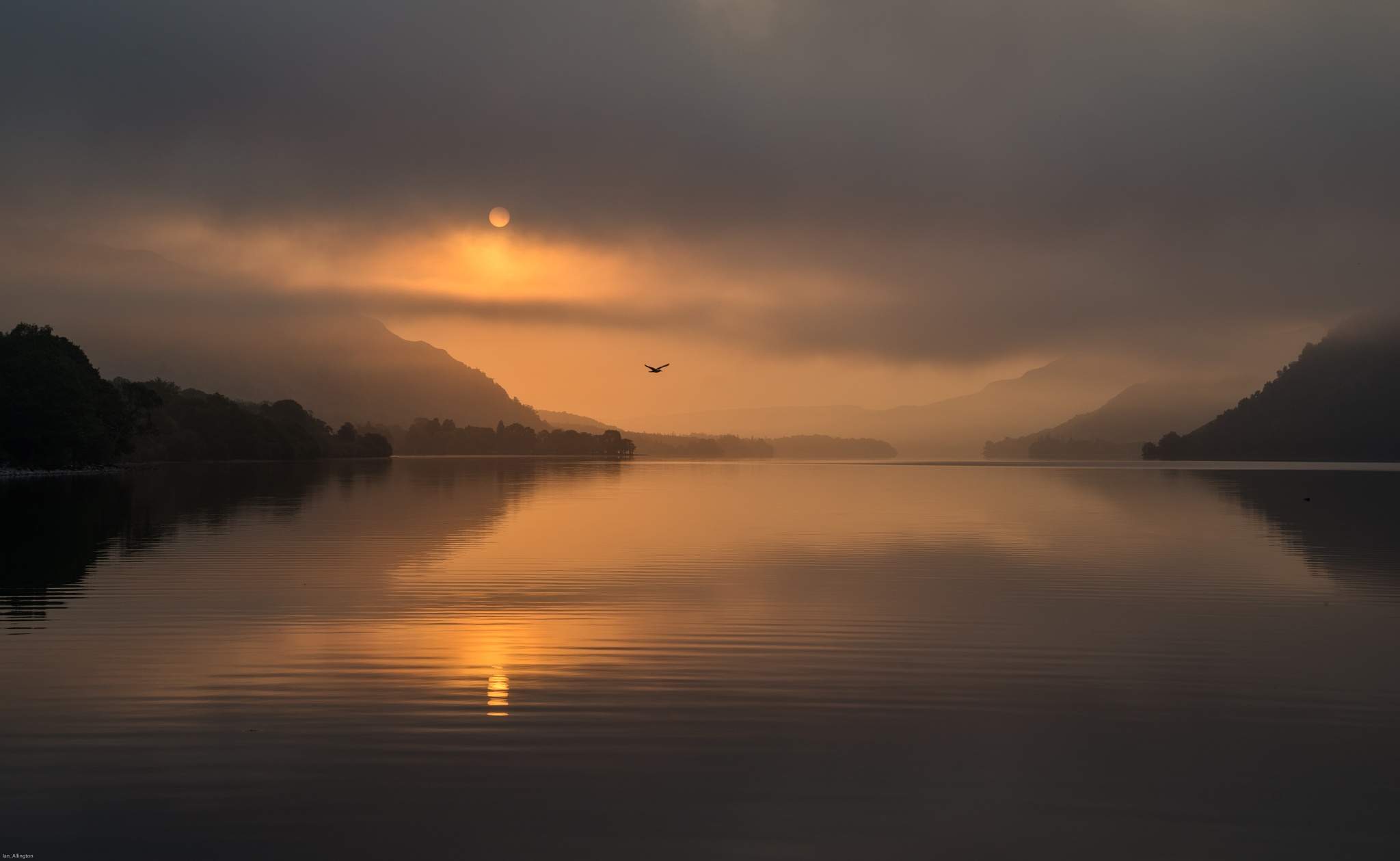 Ullswater Dawn by BigE