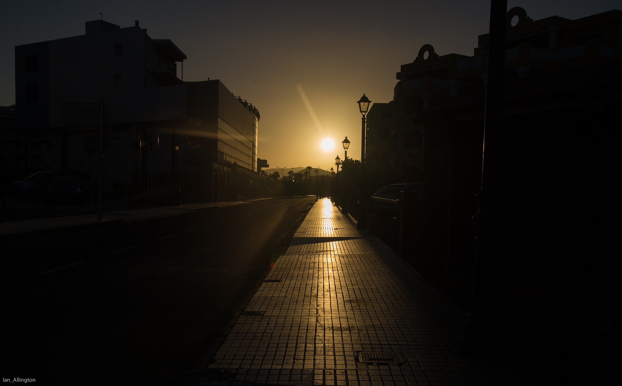 It's true! Tenerife streets paved in gold.. by BigE