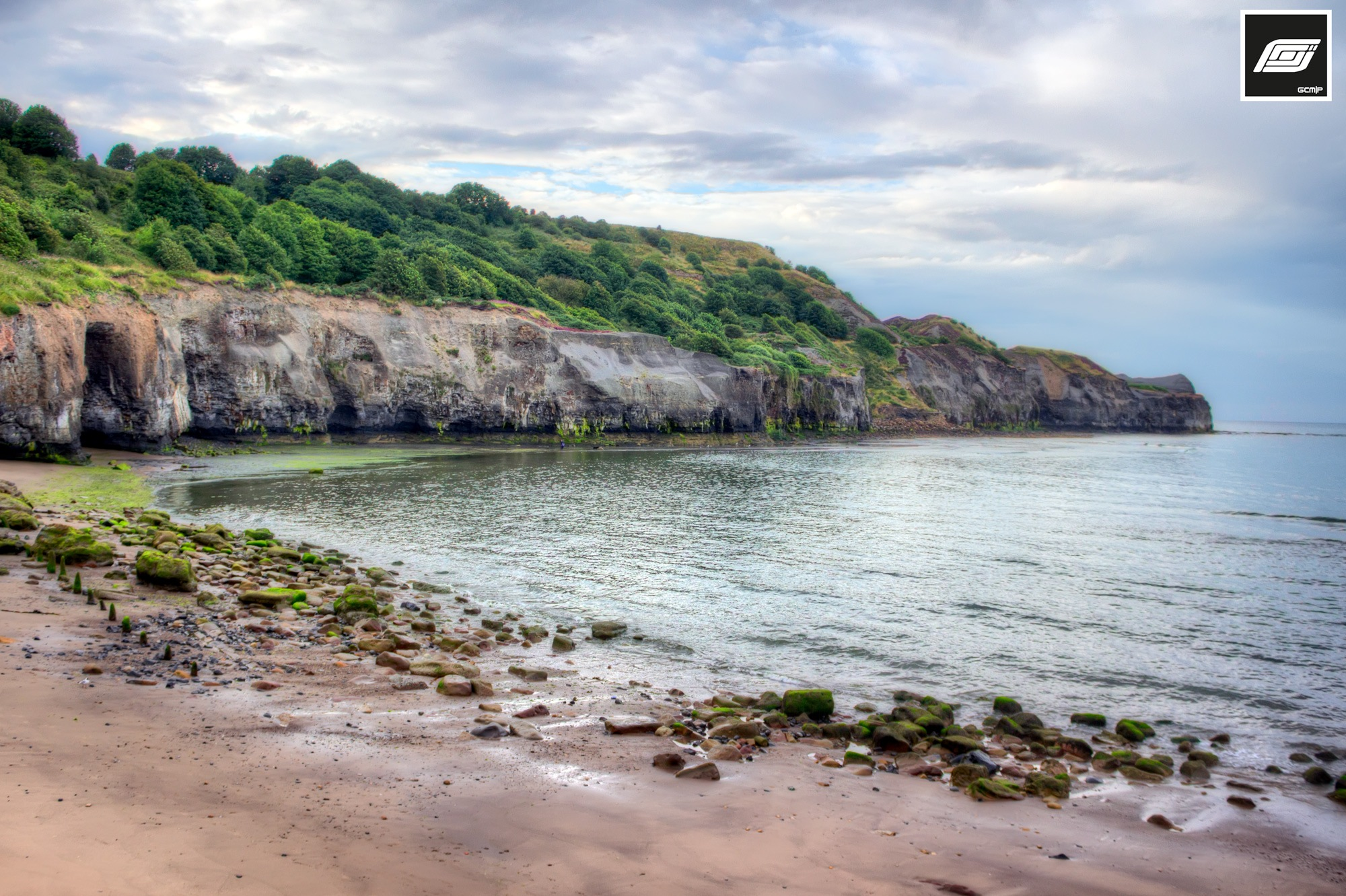 Sandsend Beach #1 by grahamcummings