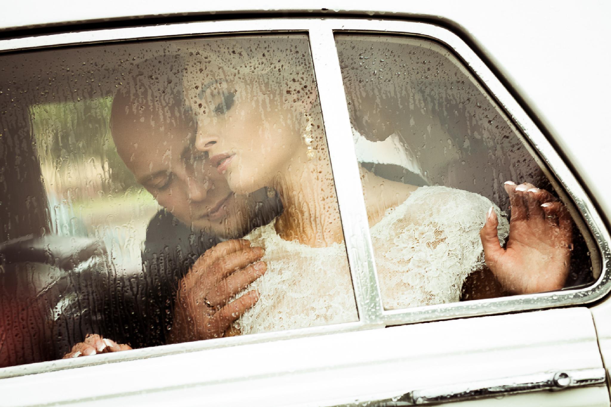 Love With The Rain by Nerijus Sabanauskas