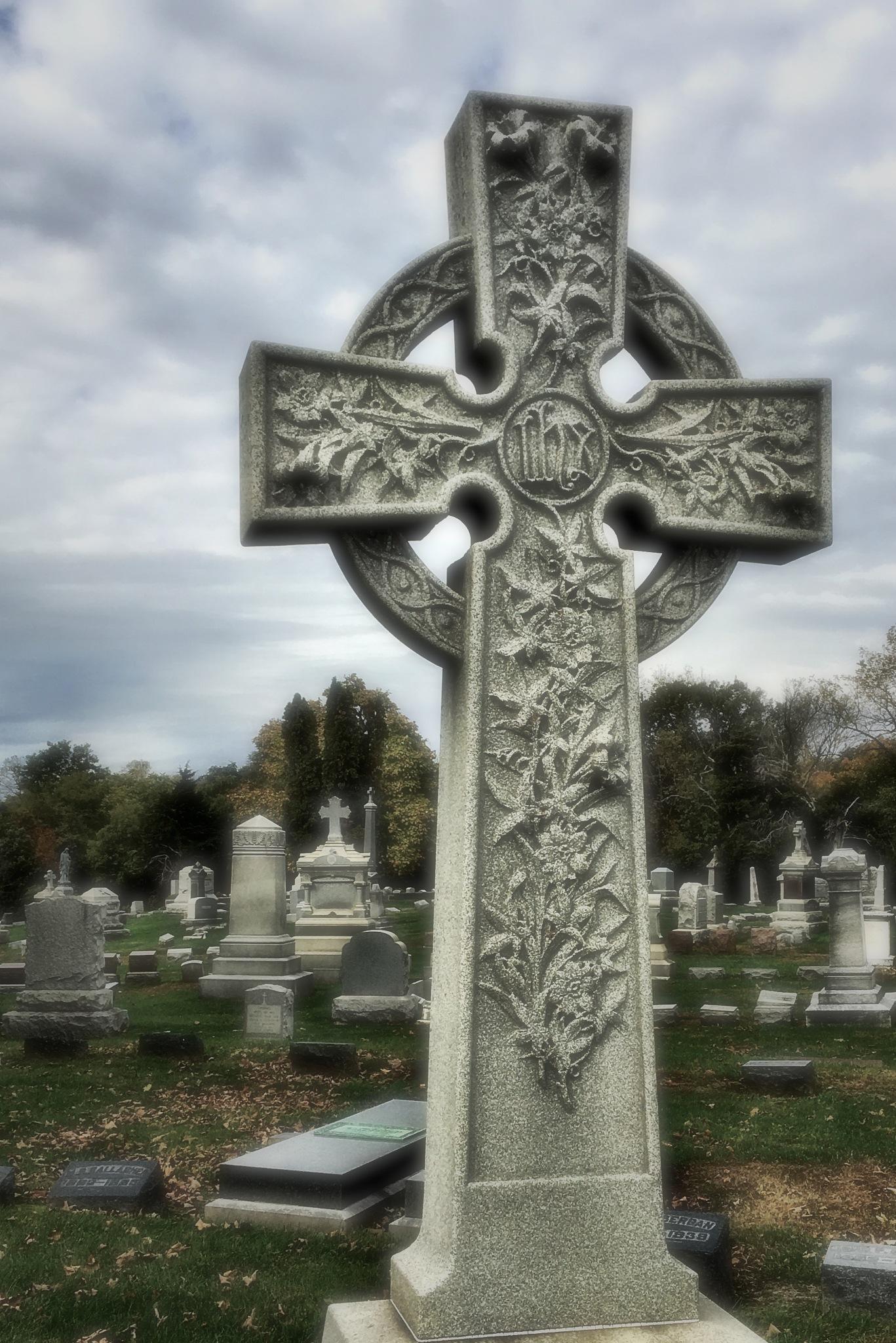 Celtic Cross by Mark Hootman
