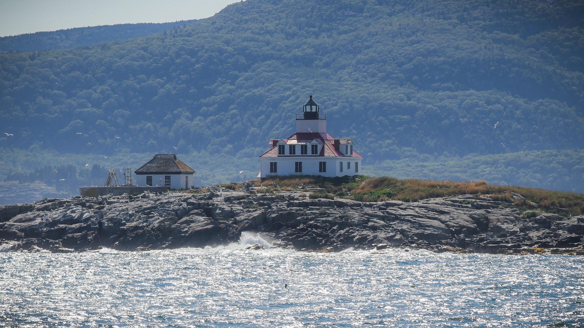 Egg Rock Lighthouse by Mark Hootman