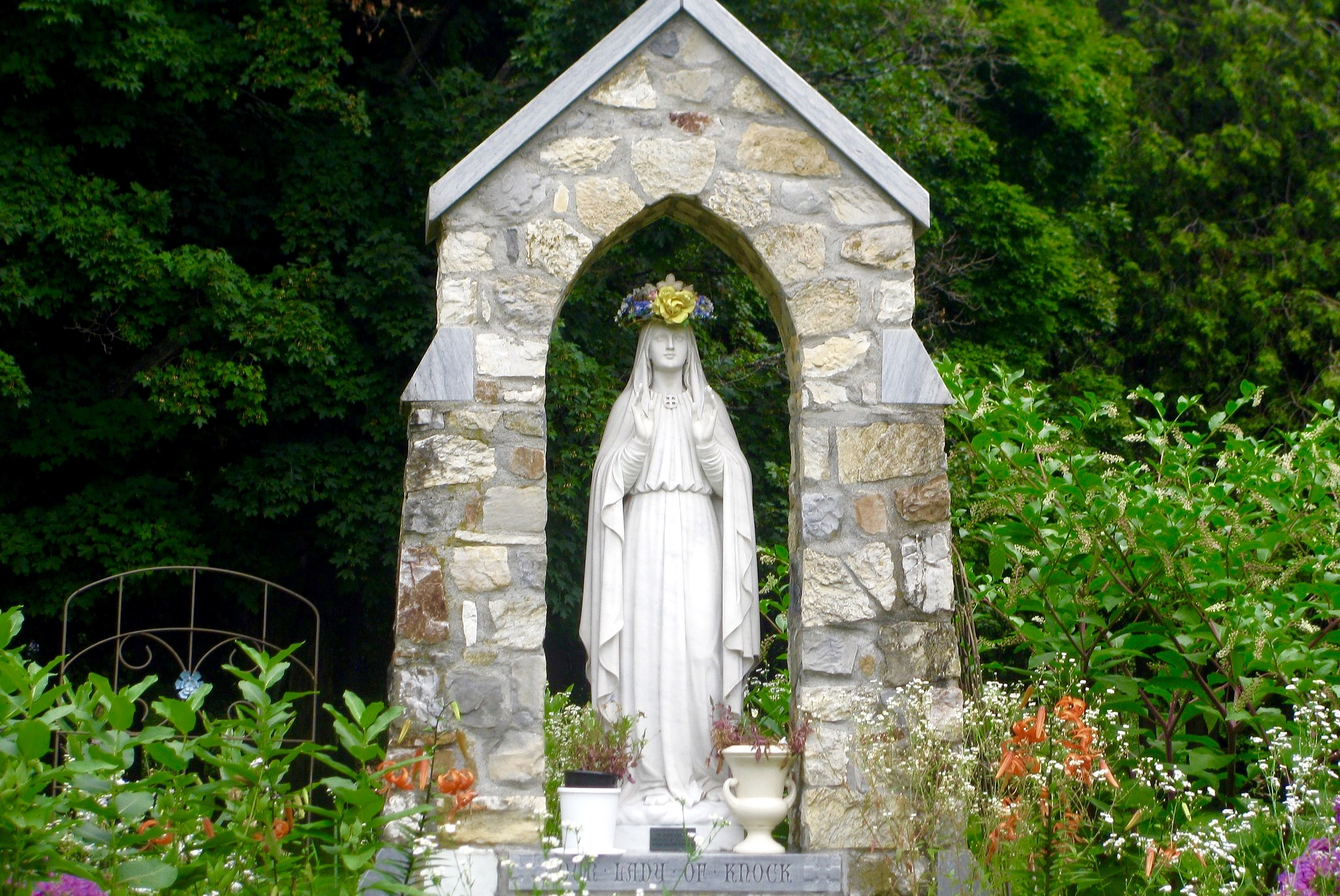 Our Lady of Knock by Mark Hootman