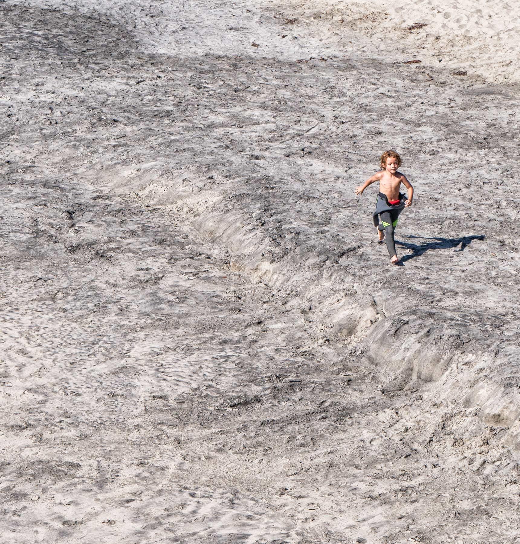 Surfside Runner by whitetigertom