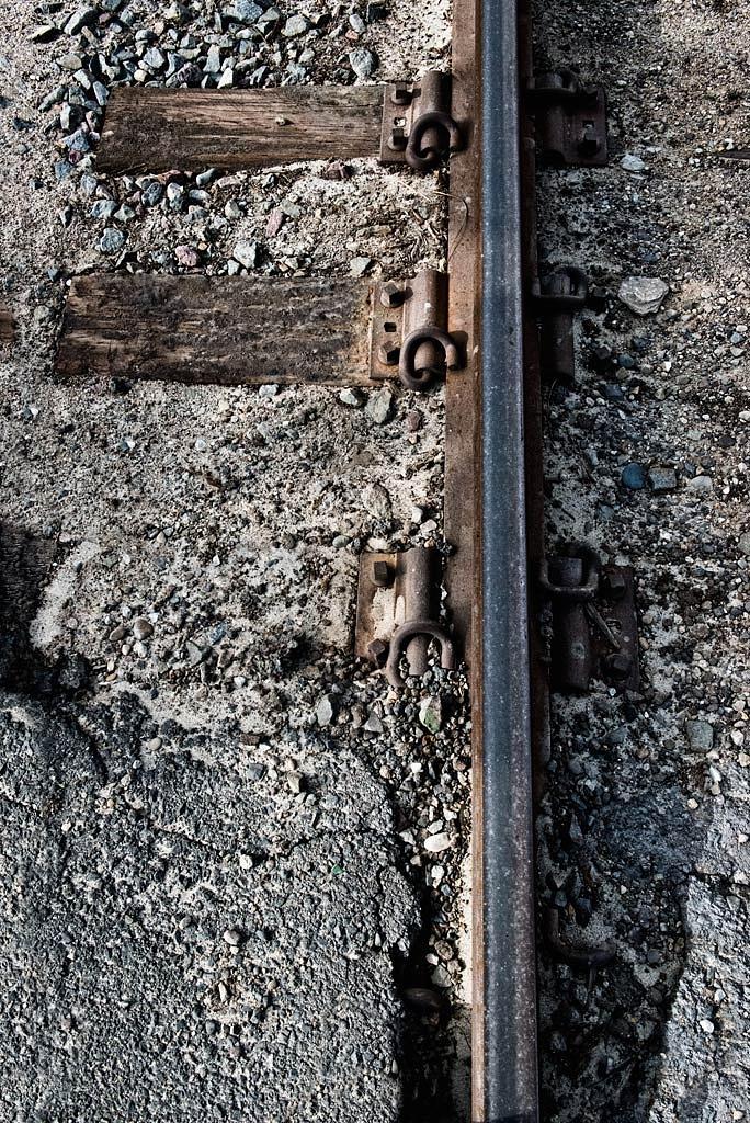 Steel on Rock by whitetigertom