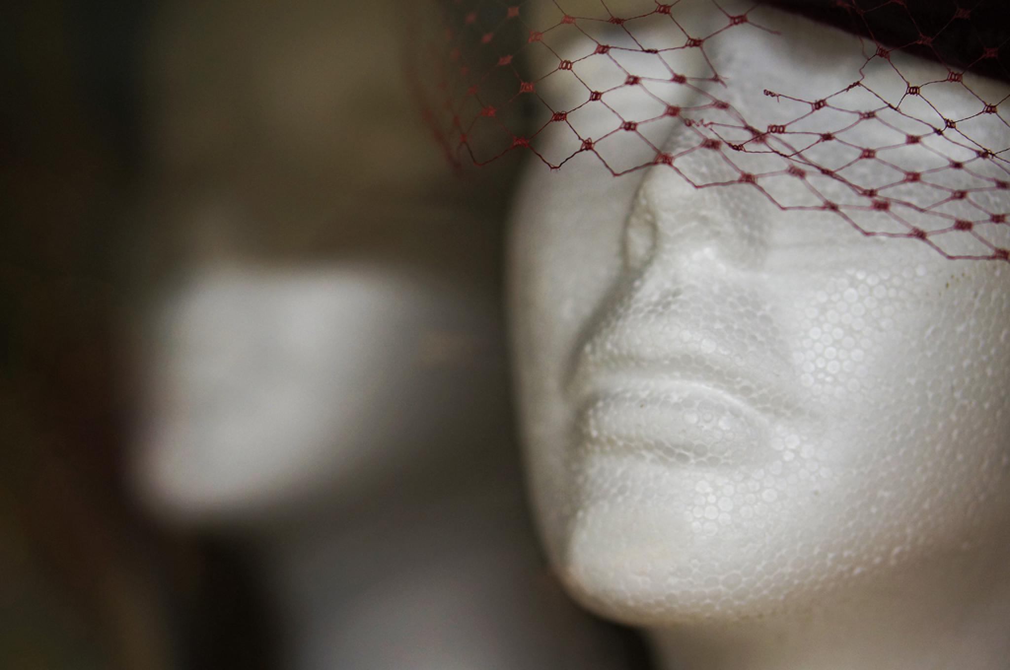The Torn Veil by whitetigertom