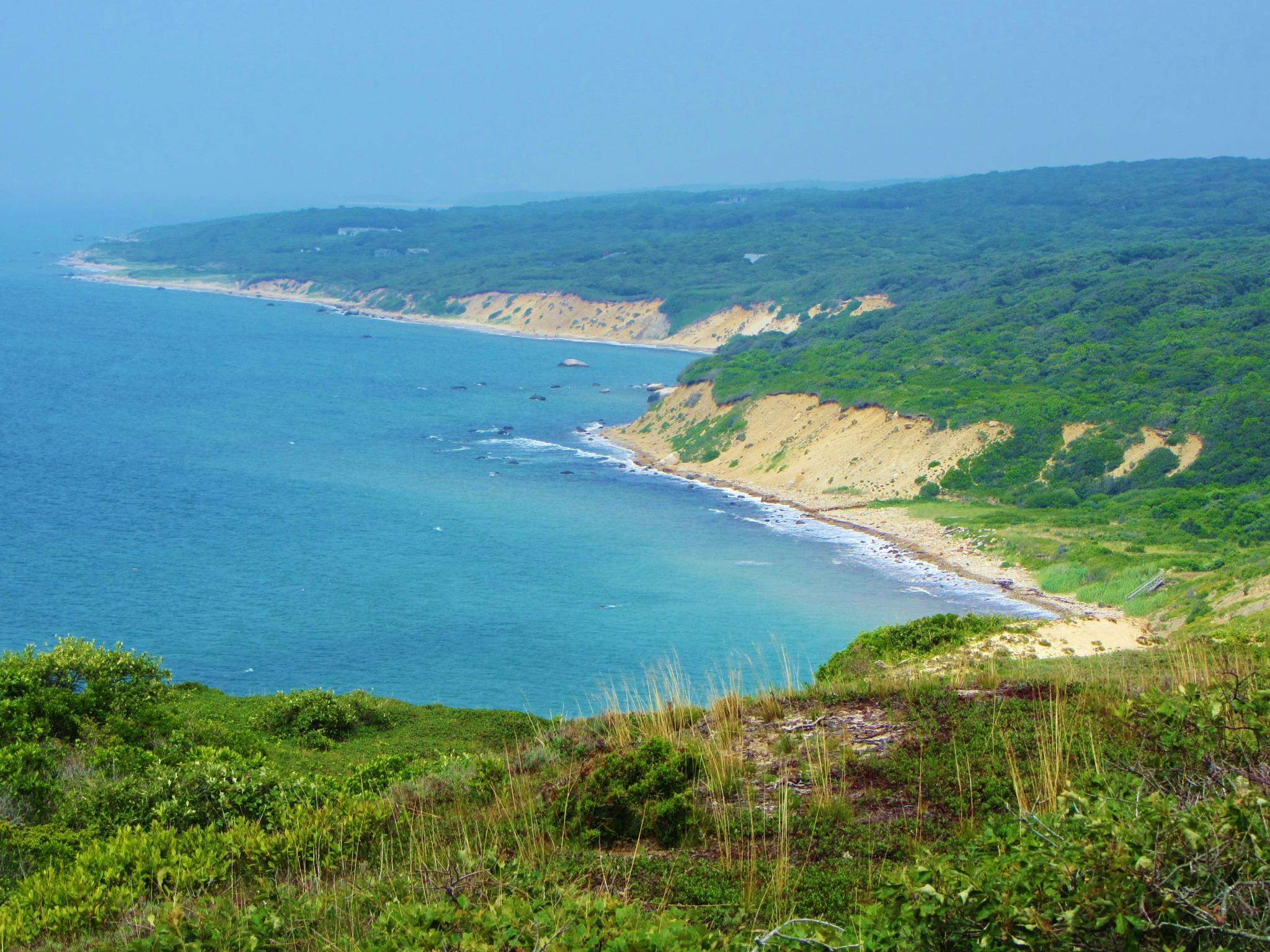 Photo in Sea and Sand #martha's vineyard #shoreline #coastline