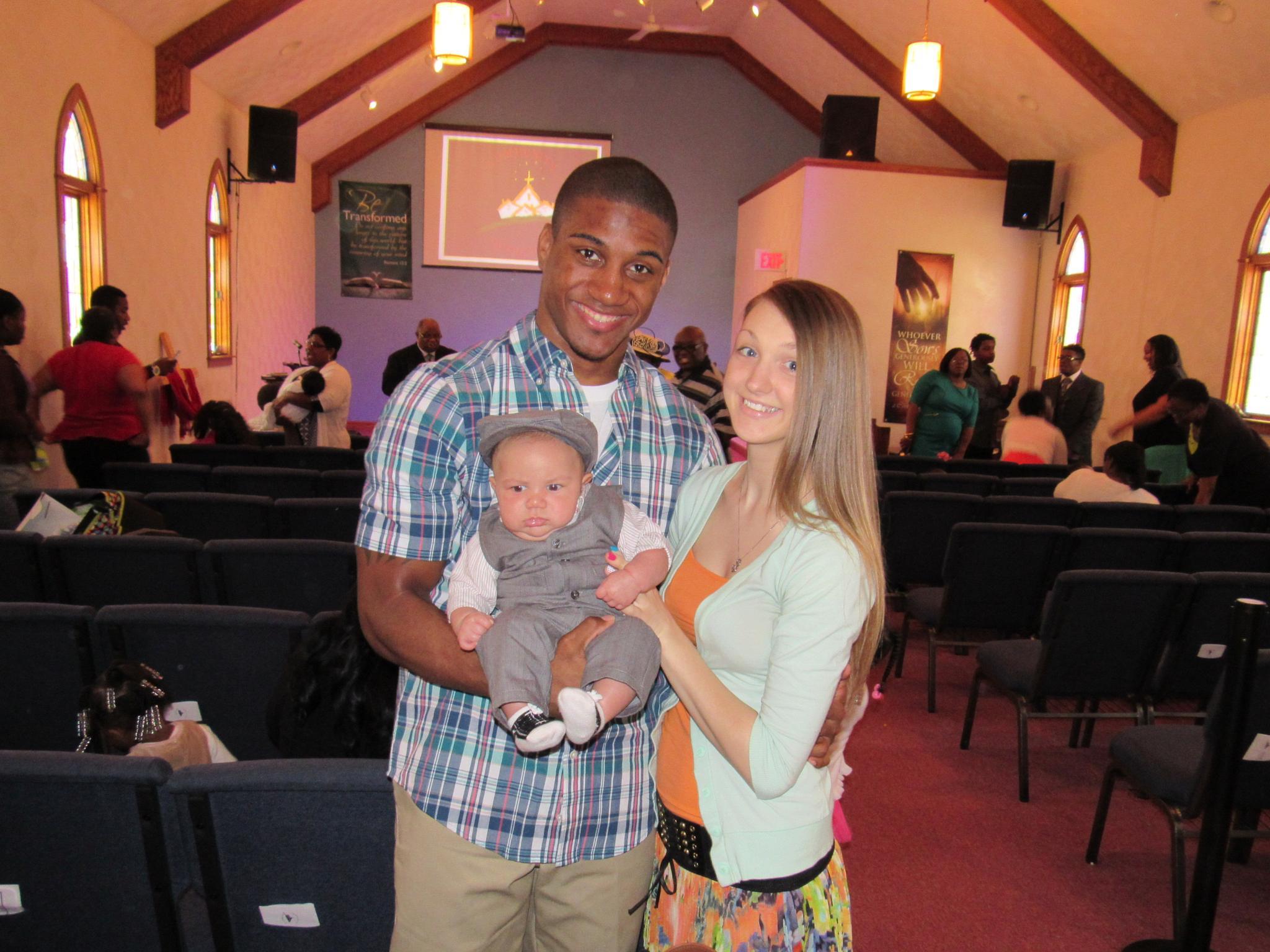 Sunday service by Lamar Smith