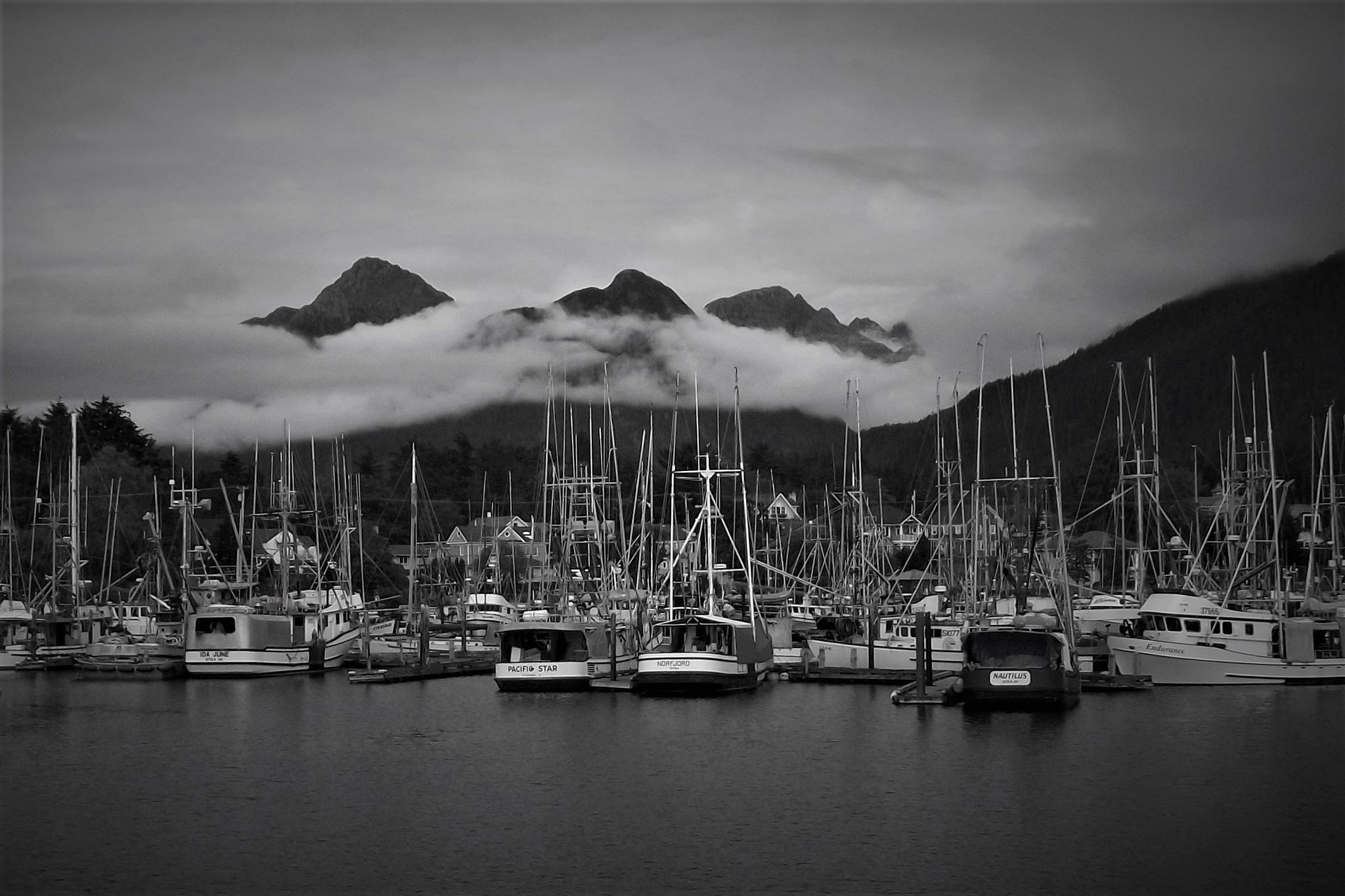 Skagaway Alaska by LornaWLittrell