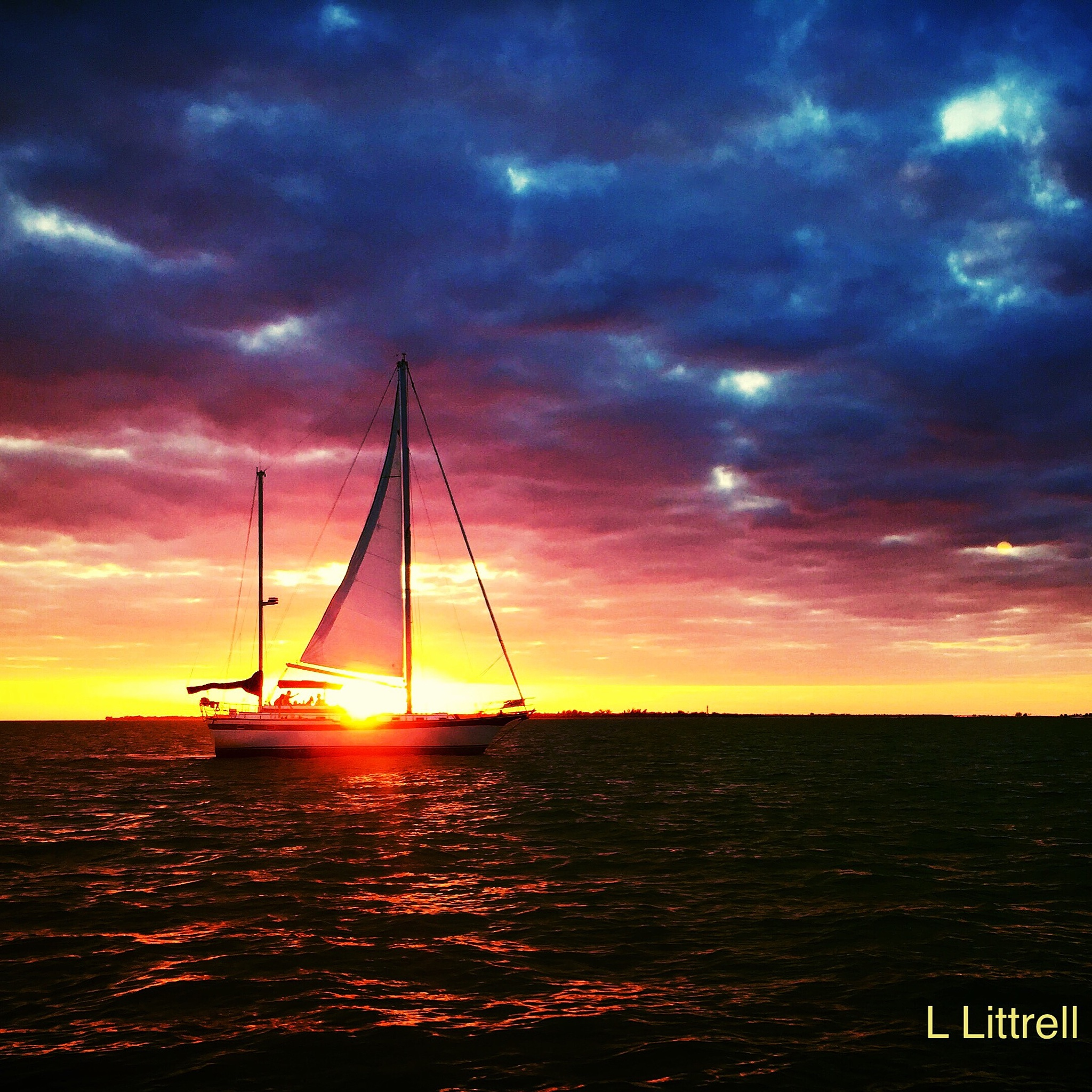 Sail Away by LornaWLittrell