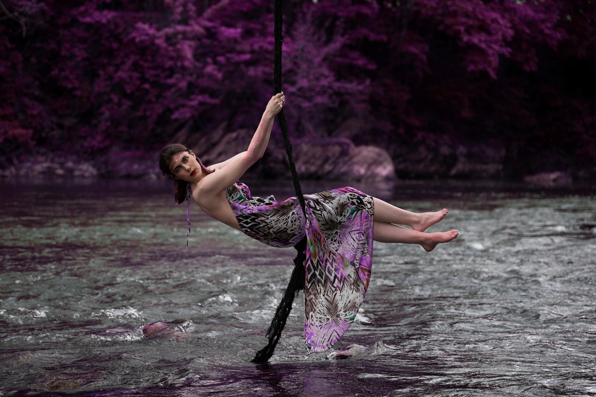 Purple Love by Kate Orzolek
