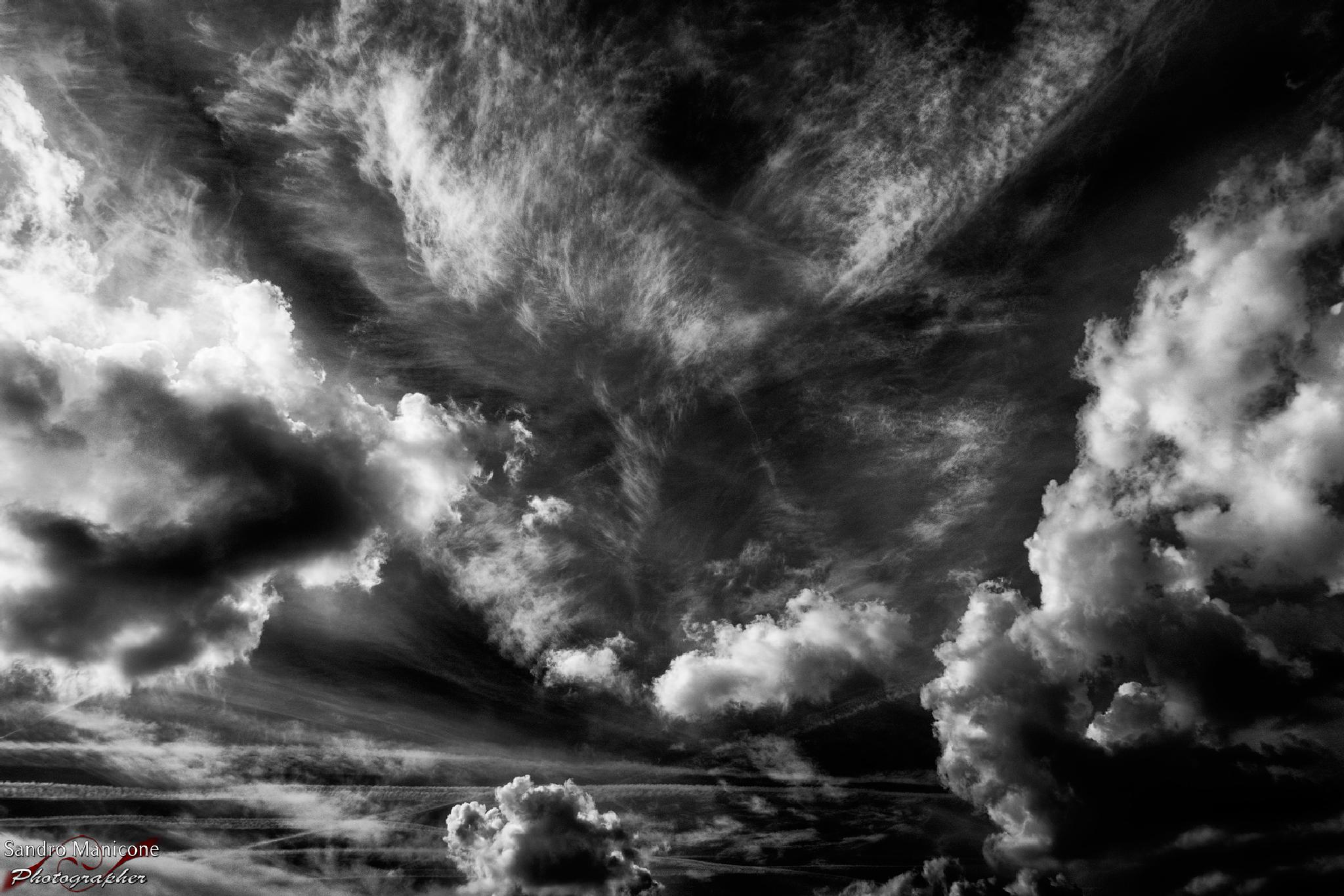 Clouds... by Sandro Manicone