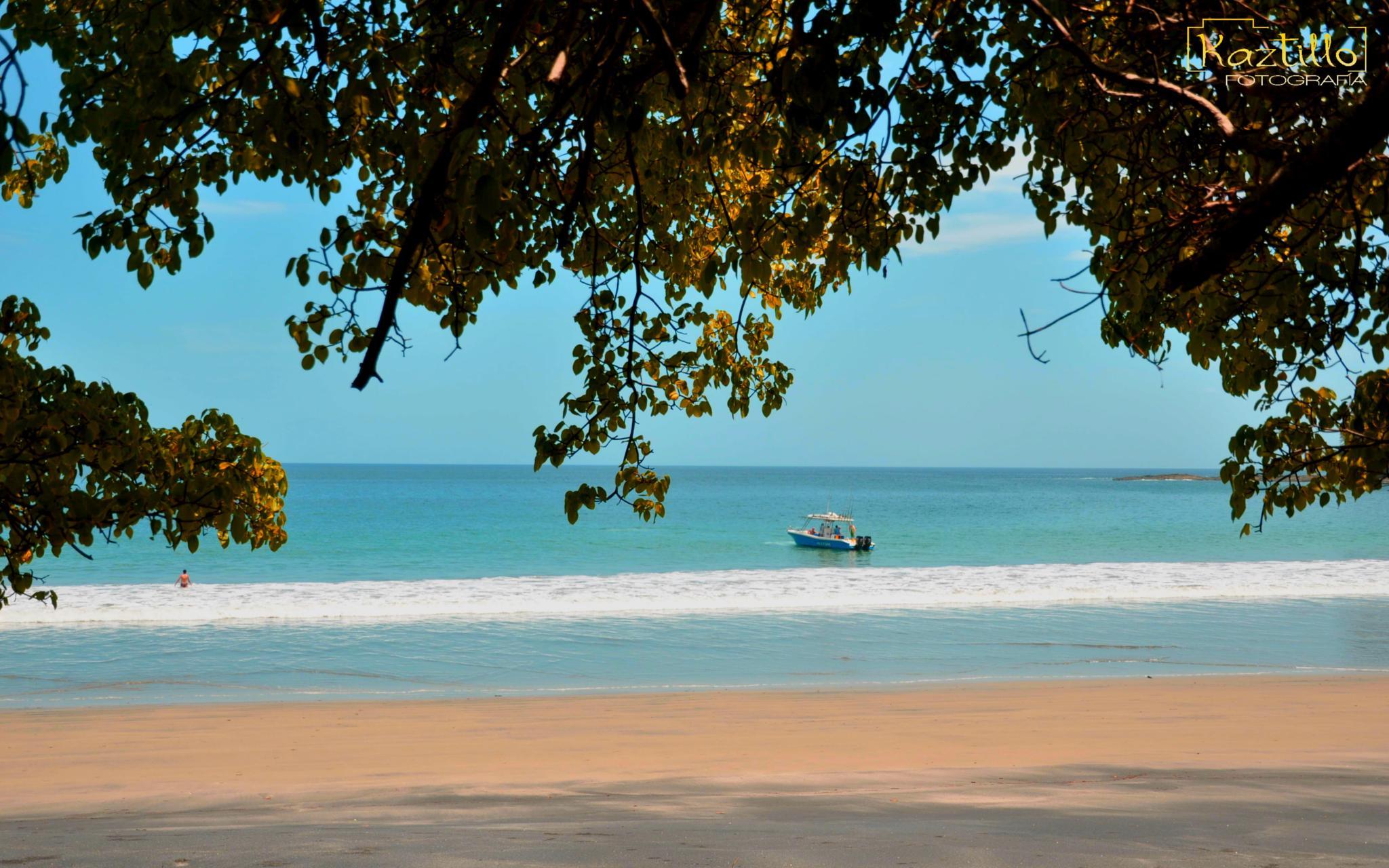 Beach and relax by Kaztillo Fotografía