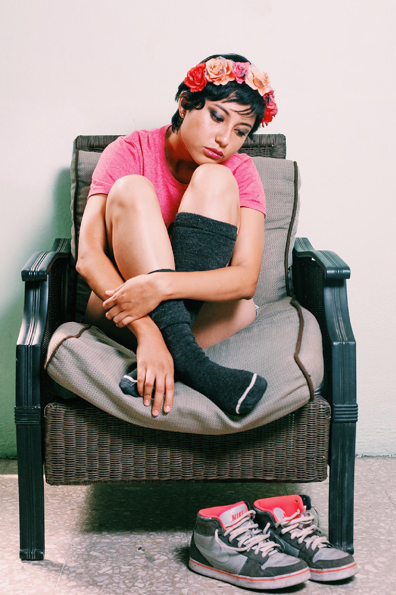 resting by Memo Hernandez