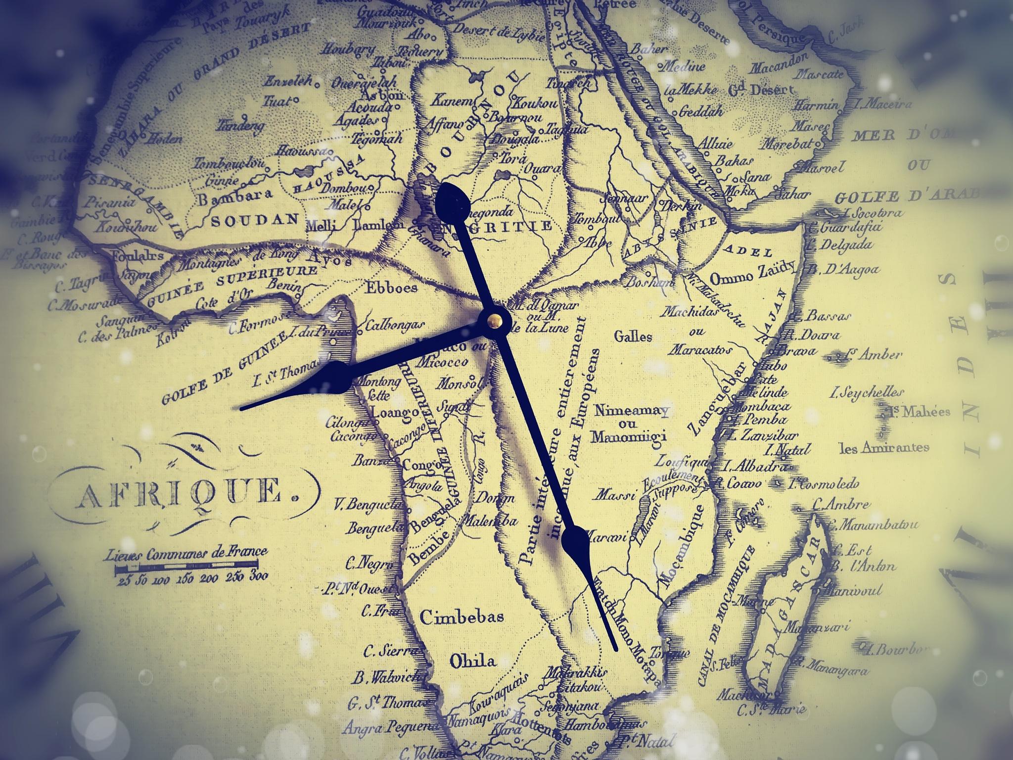 African time by DeborahBooth