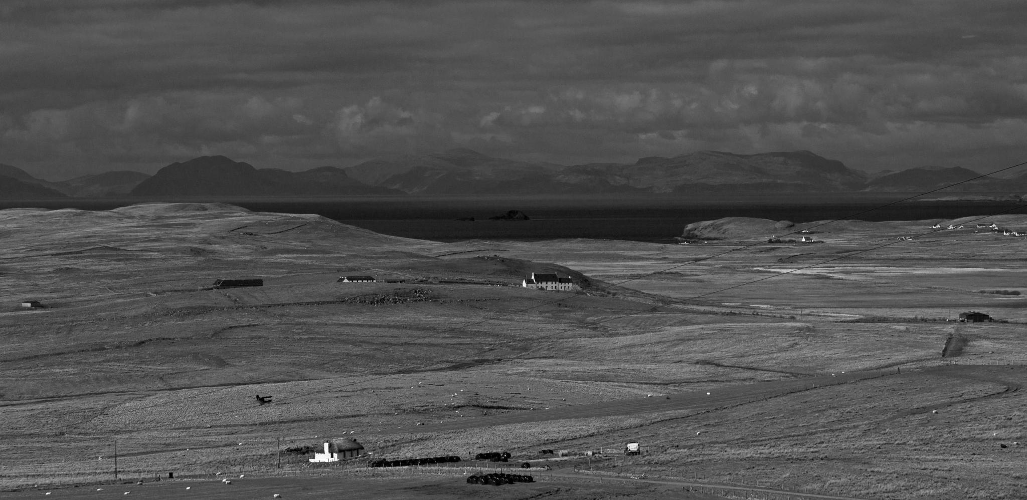 Life in the Highlands by Gordon Rafferty