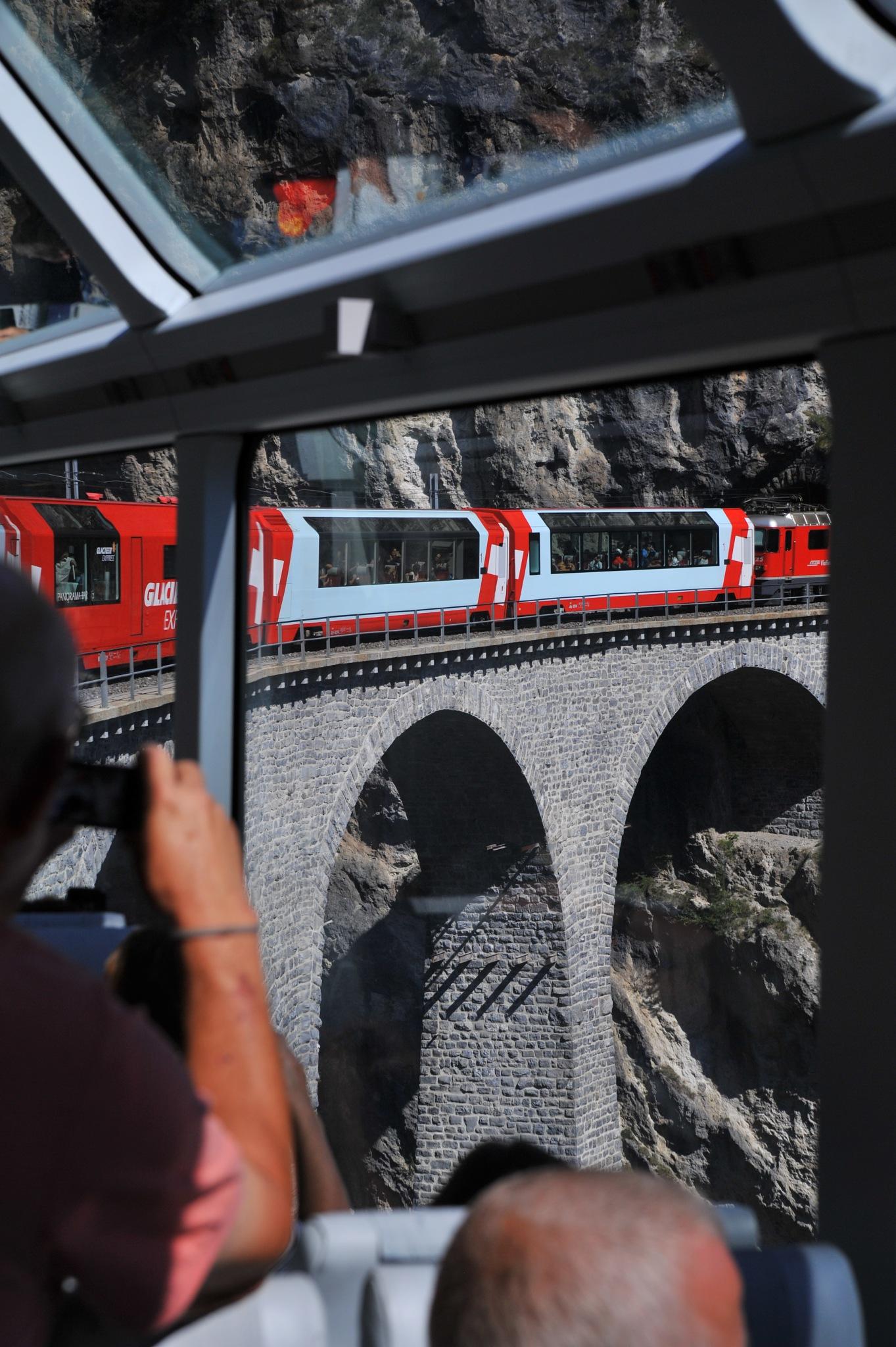 Glacier Express  Swiss  by EsbenDK