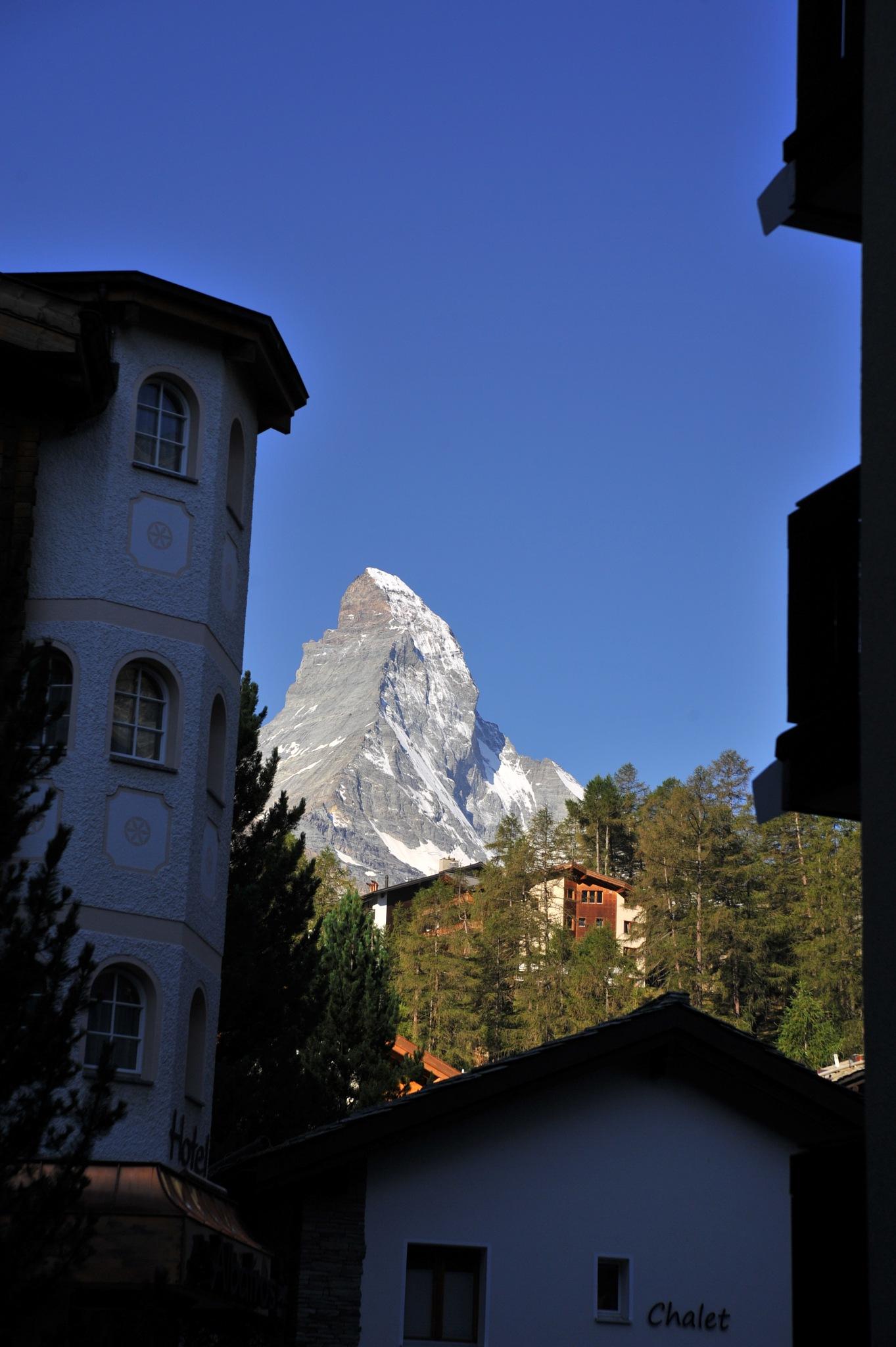 Matterhorn  by EsbenDK