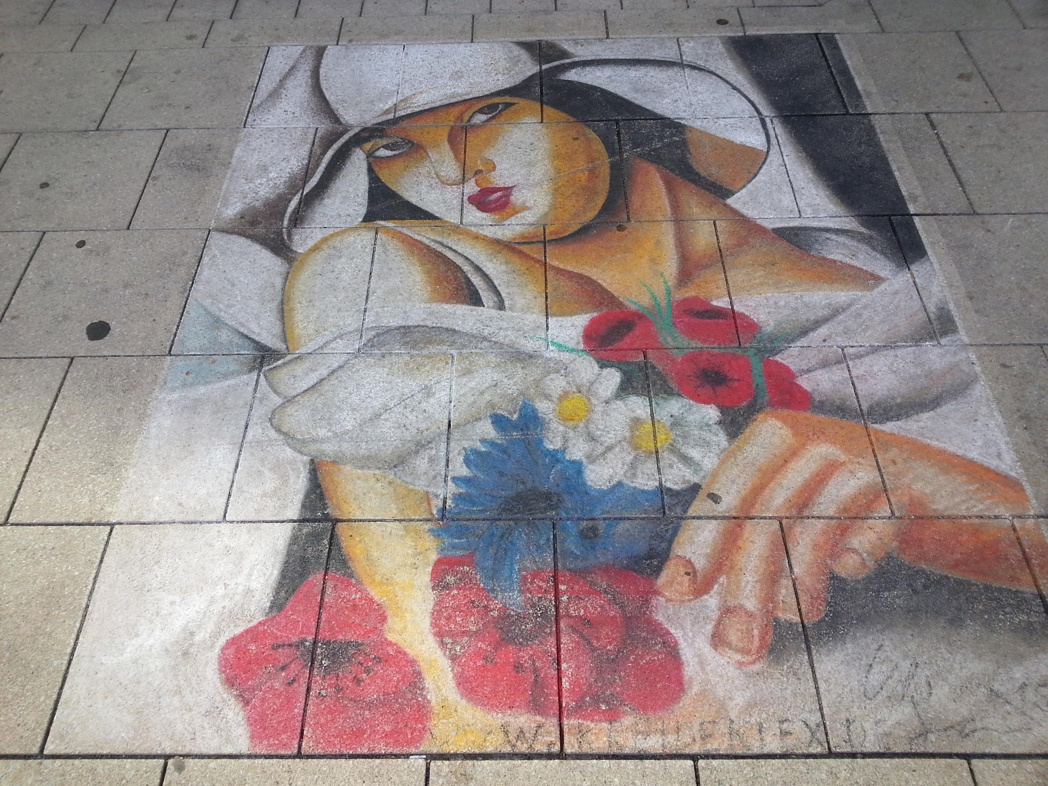 Street-Art in Lennestadt, Germany by konigfeiko