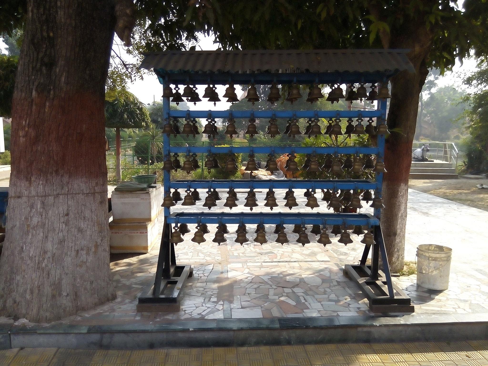 Bells by saharajib