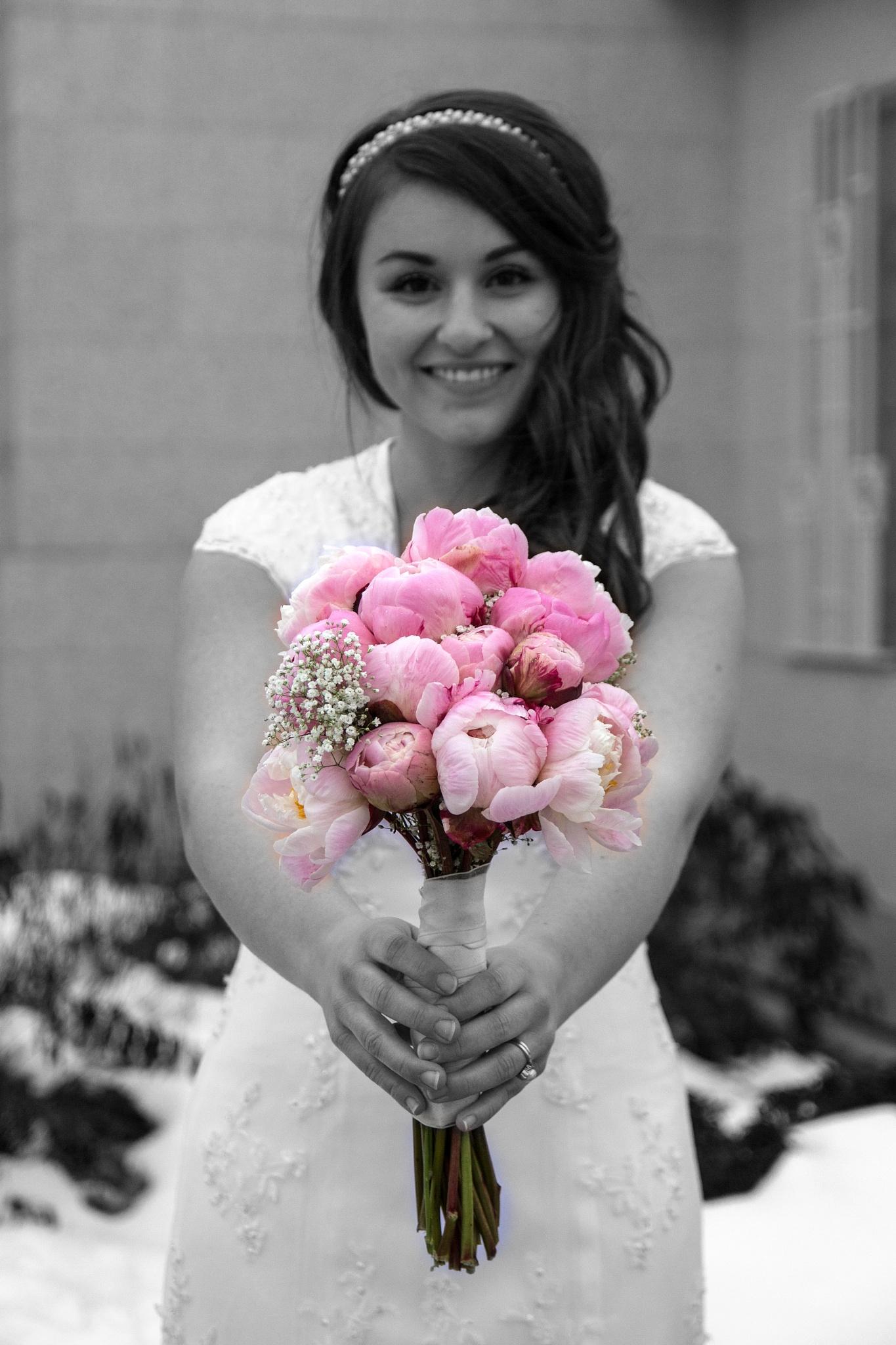 The Bride's Bouquet by Mark E. Anderson