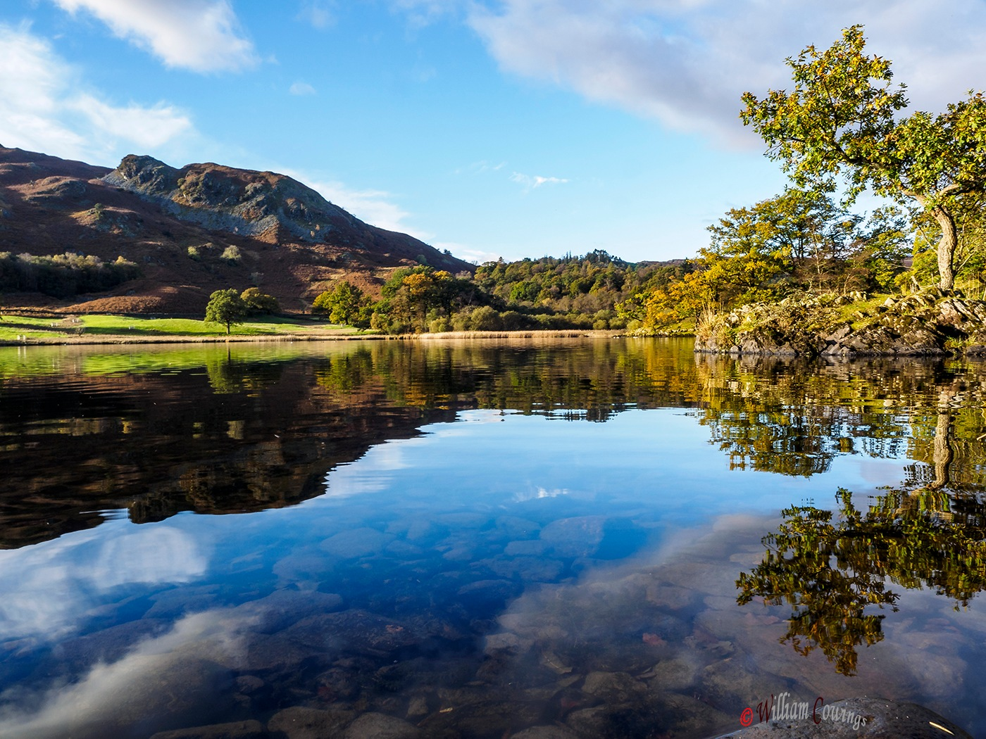 Rydal Water by williamcowings