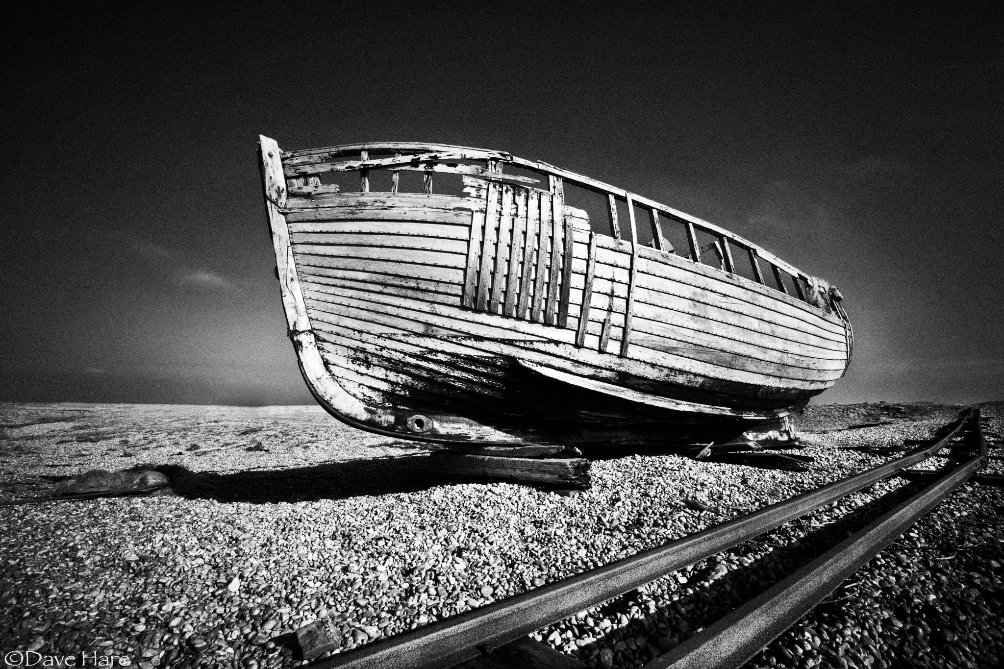 Derelict Boat by davehare