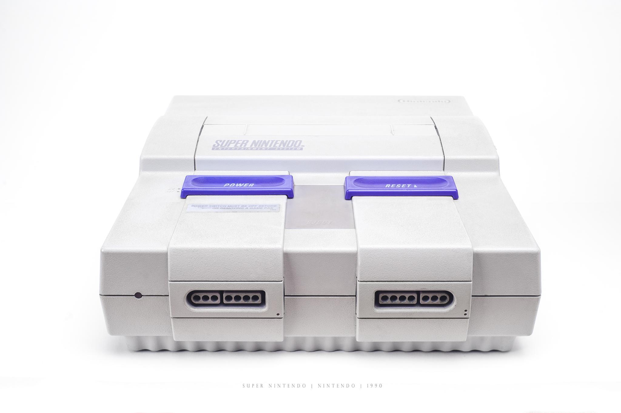 Super Nintendo by Aldo VC