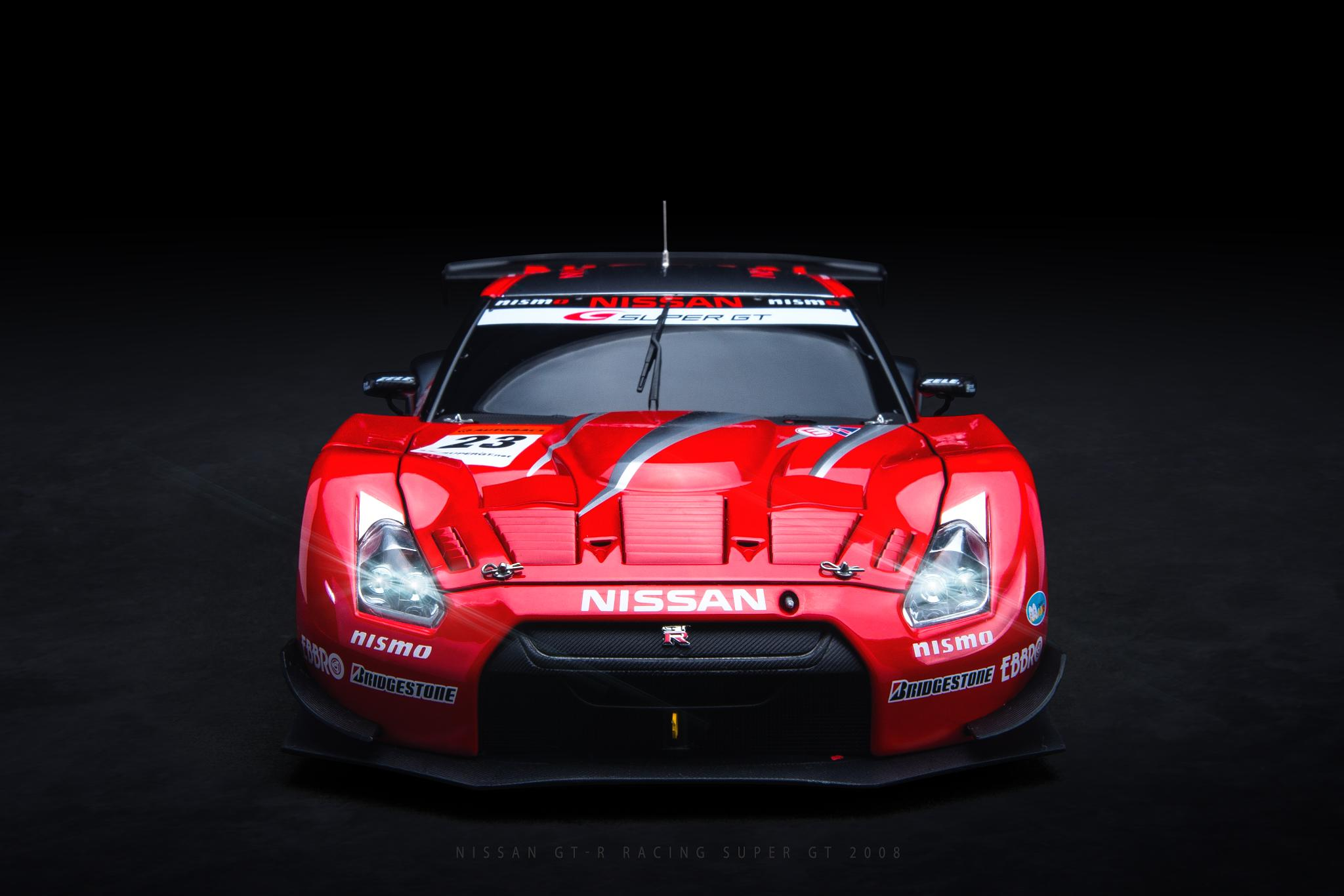 Nissan GTR by Aldo VC