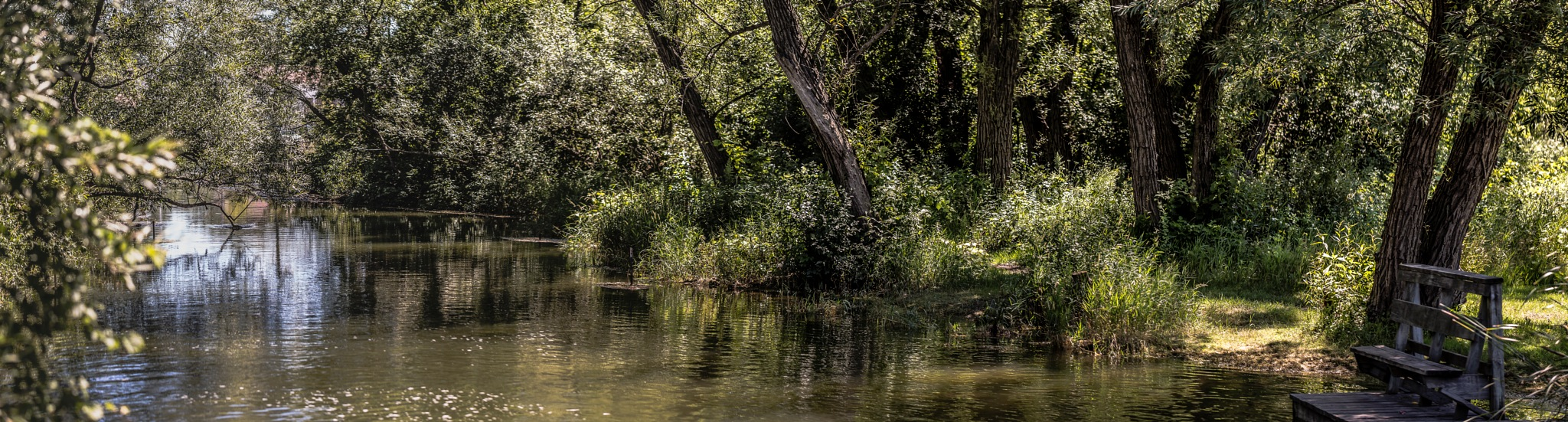 Wisconsin Backwaters by MaryBethMenden