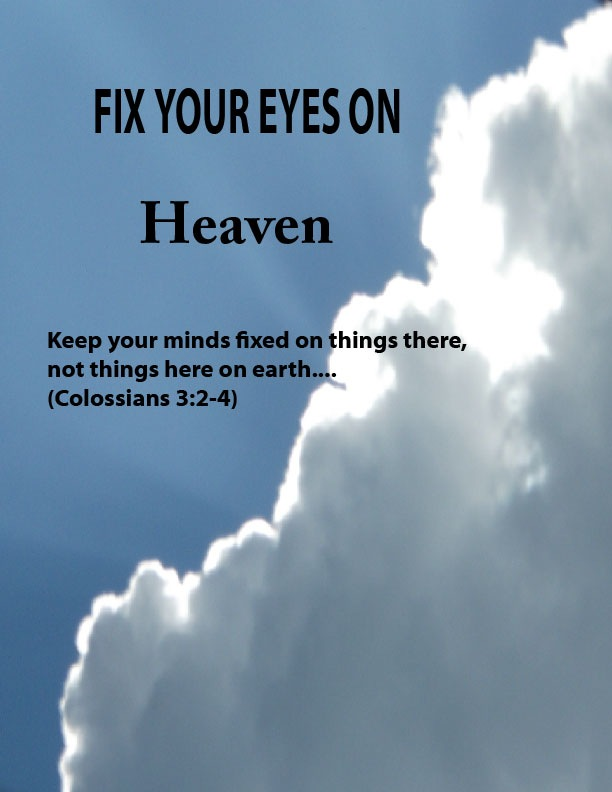 Eyes on Heaven by Deborah Davis Whitehurst