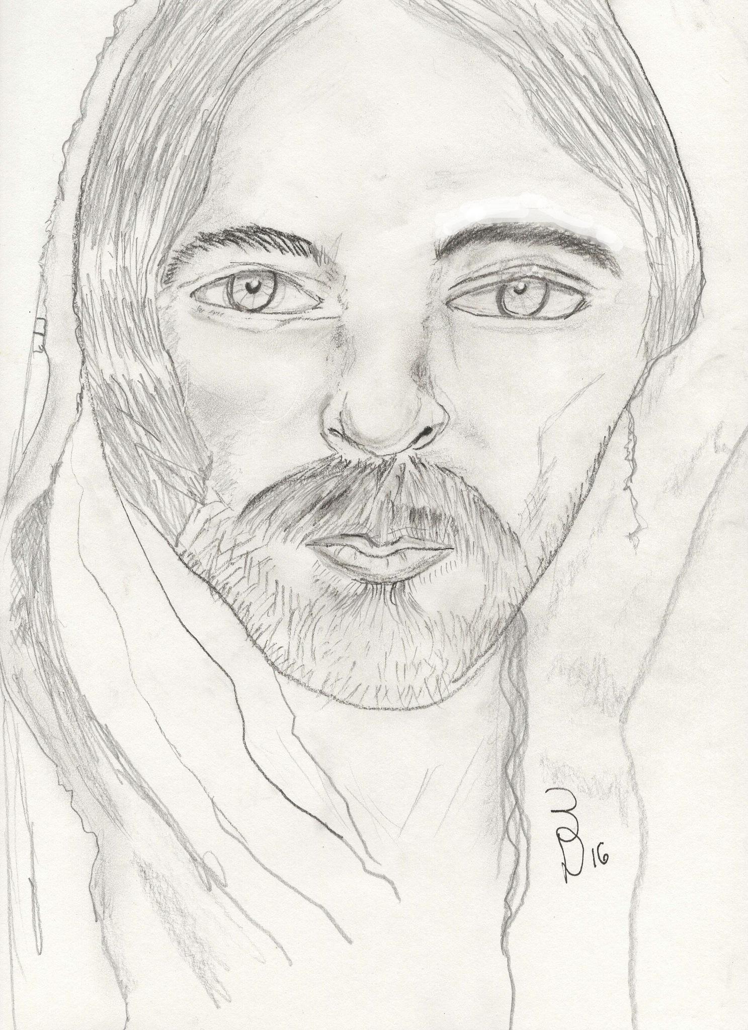 Jesus by Deborah Davis Whitehurst