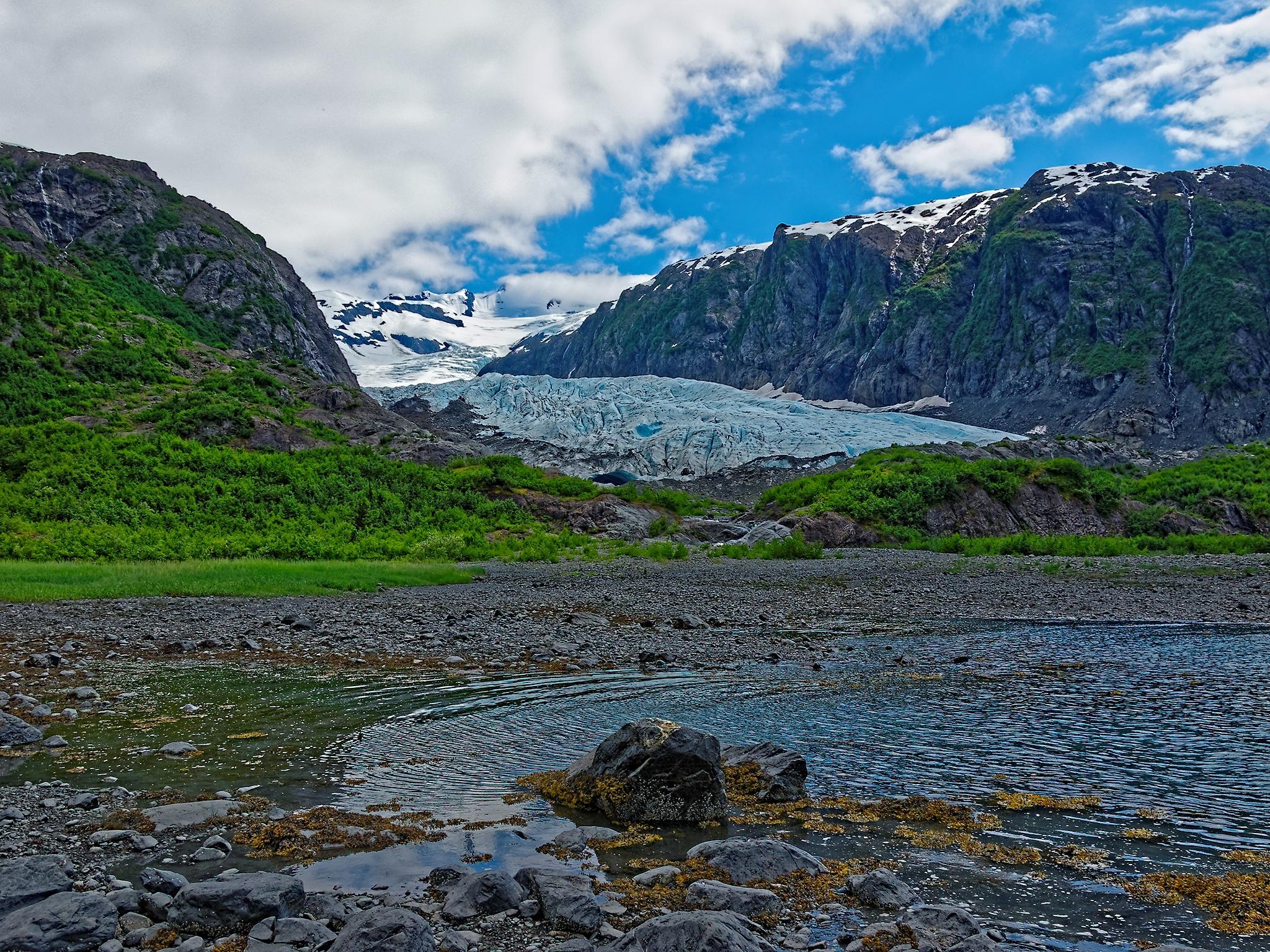 Water & Ice by Herbert Stachelberger