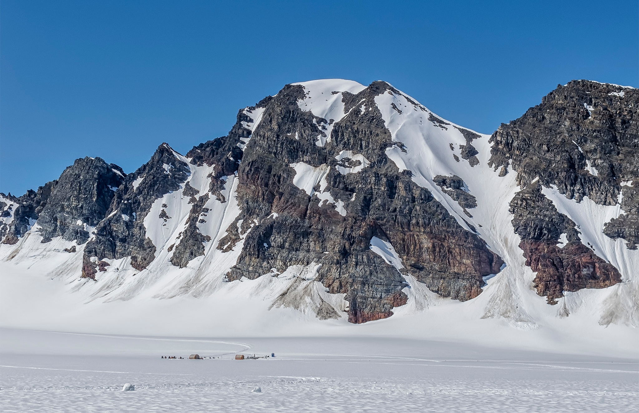 Photo in Landscape #glacier #ice #mountain #landscape