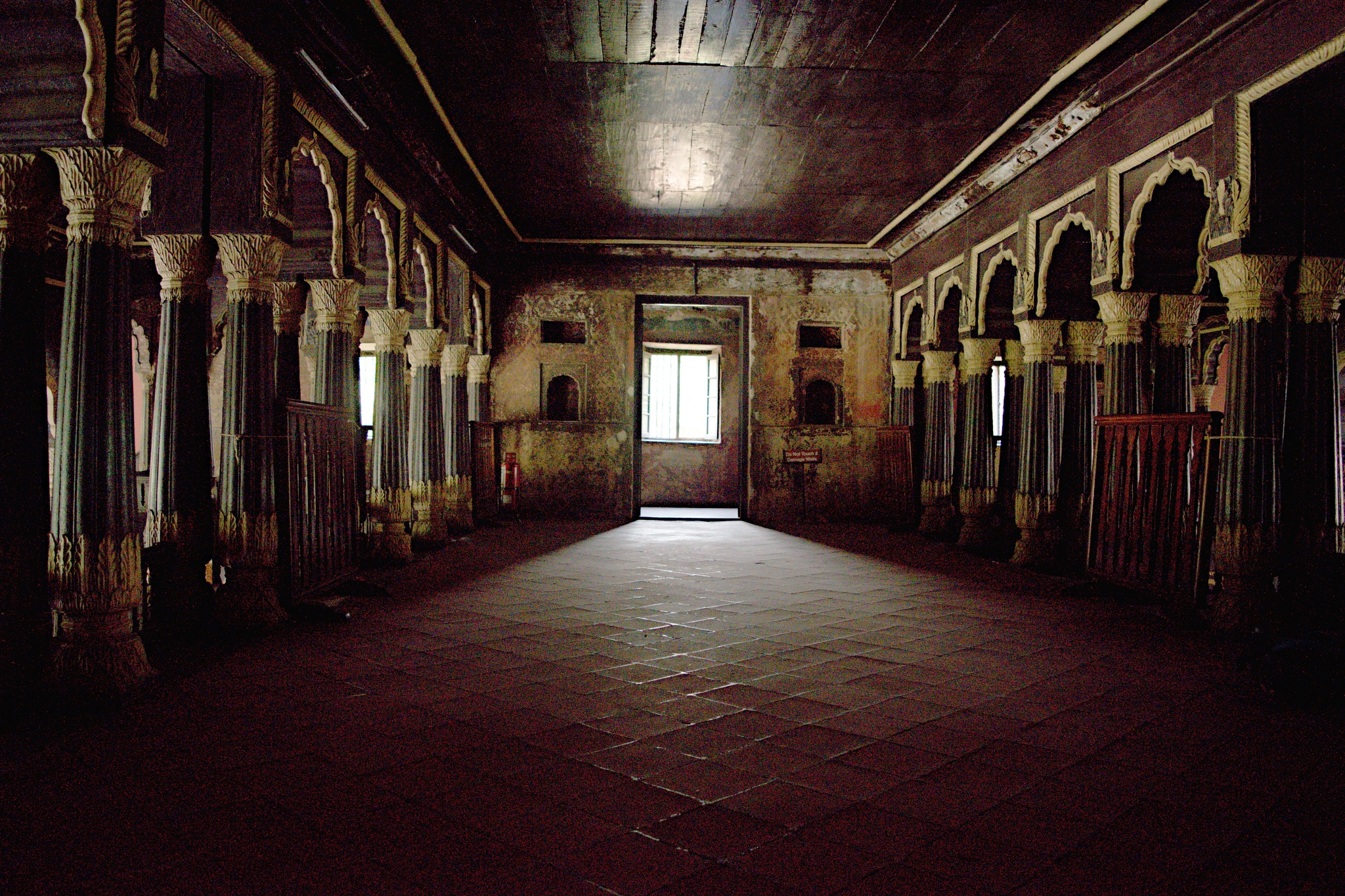 Tipu Sultan's Palace by Radhamadhavan K S