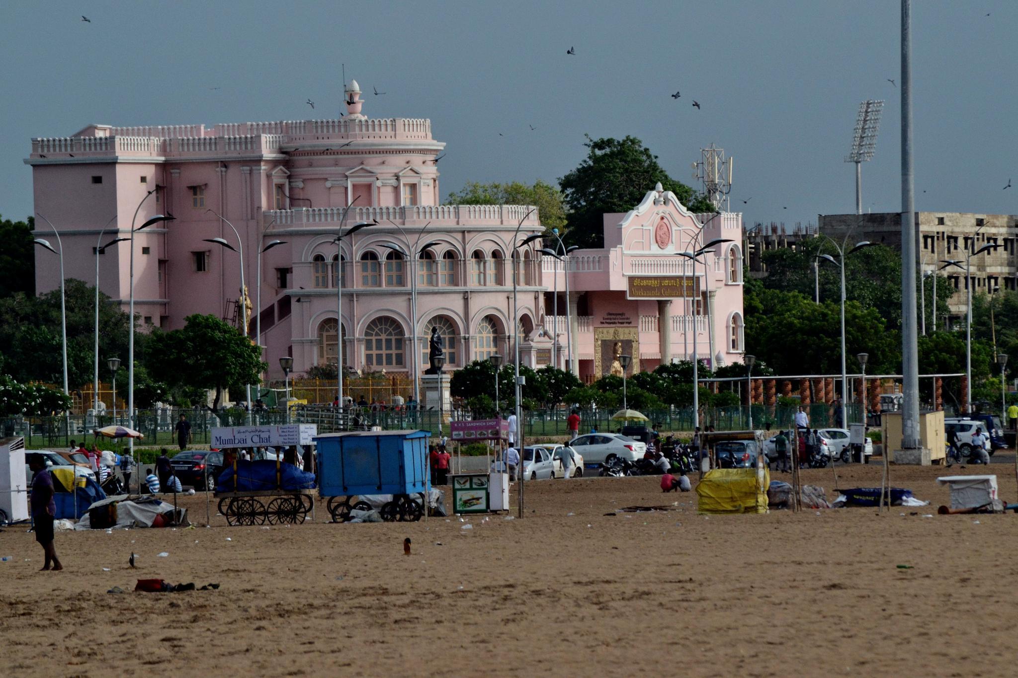 Vivekananda House, Chennai by Radhamadhavan K S